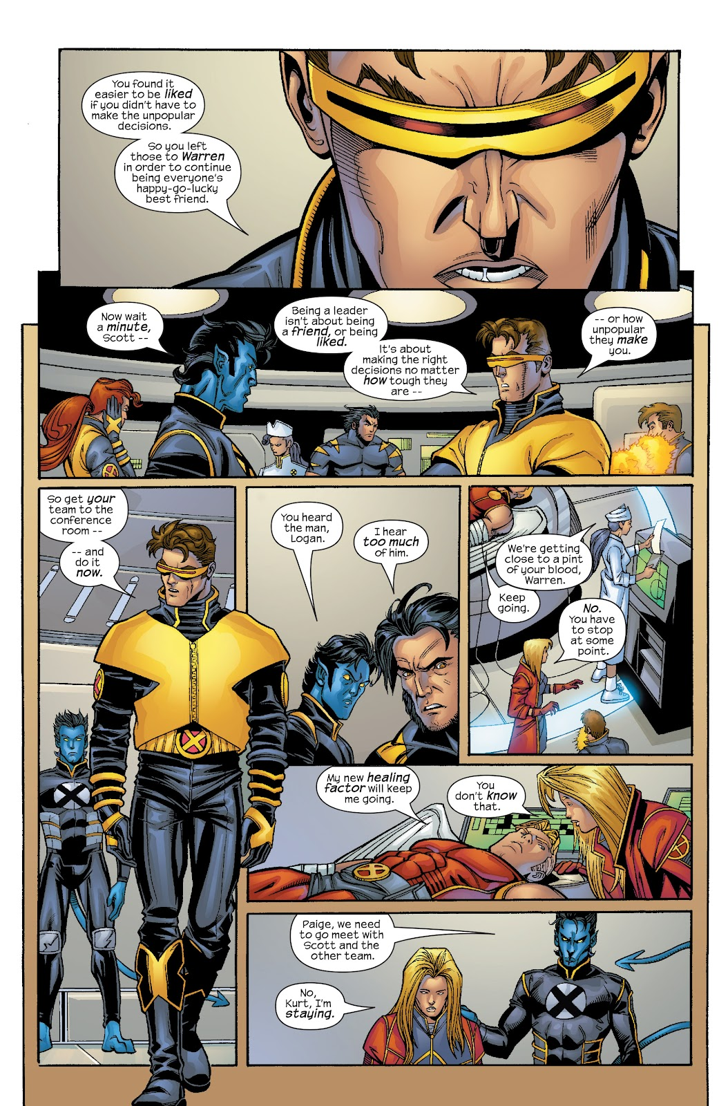 Read online X-Men: Unstoppable comic -  Issue # TPB (Part 4) - 79