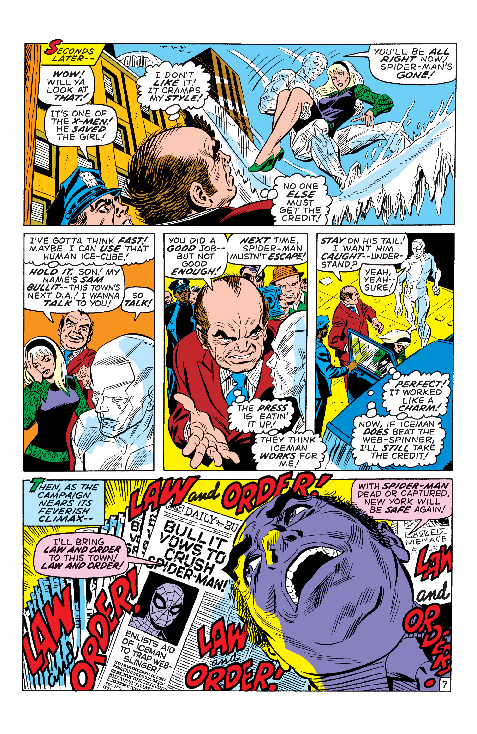 The Amazing Spider-Man (1963) 92 Page 7