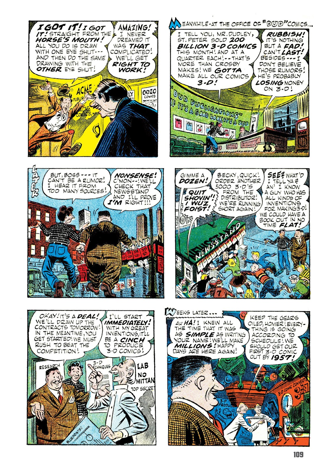 Read online The Joe Kubert Archives comic -  Issue # TPB (Part 2) - 20