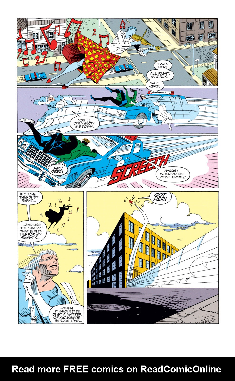 Read online X-Factor (1986) comic -  Issue #79 - 17