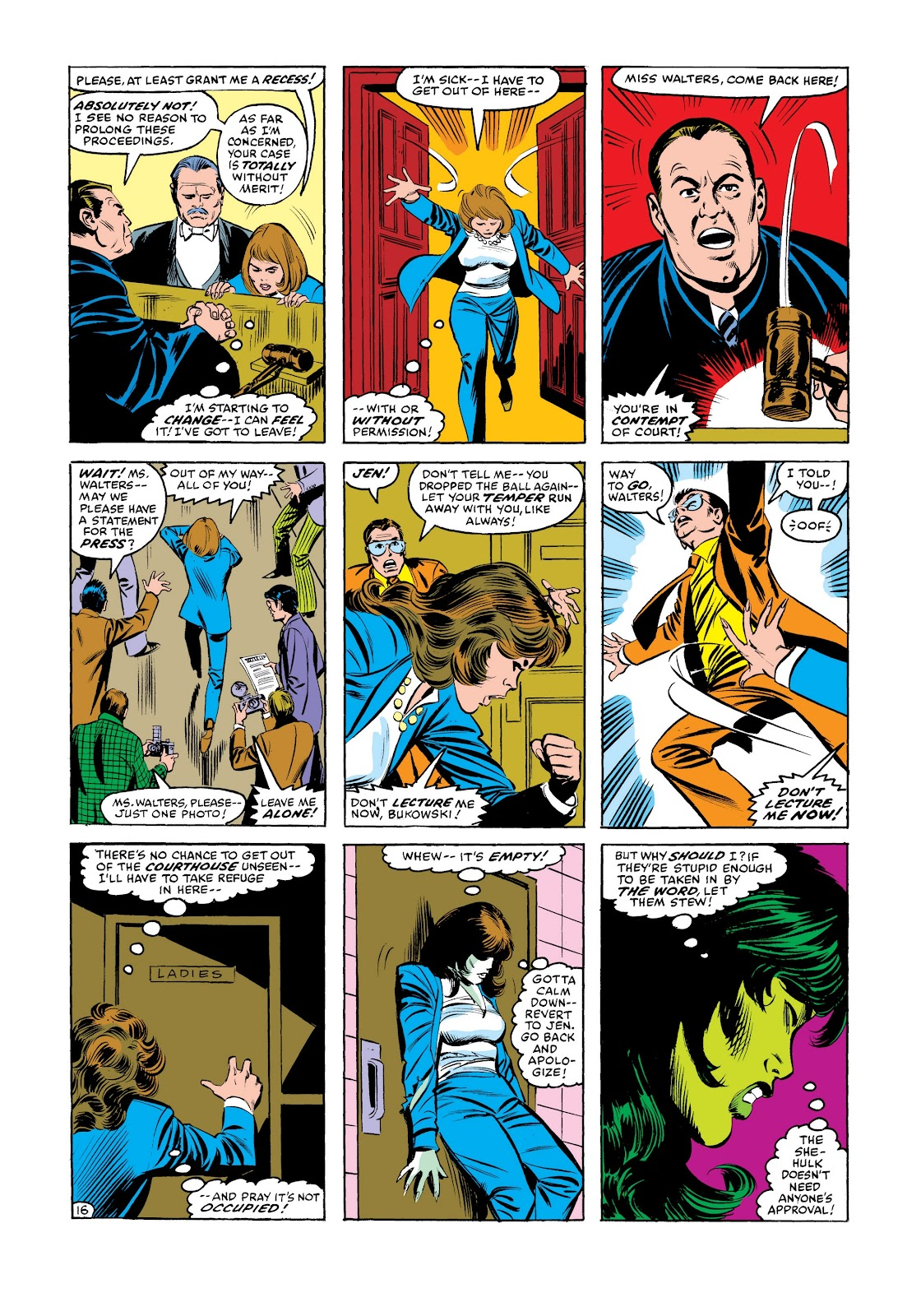 Marvel Masterworks: The Savage She-Hulk issue TPB_1_(Part_2) - Page 88
