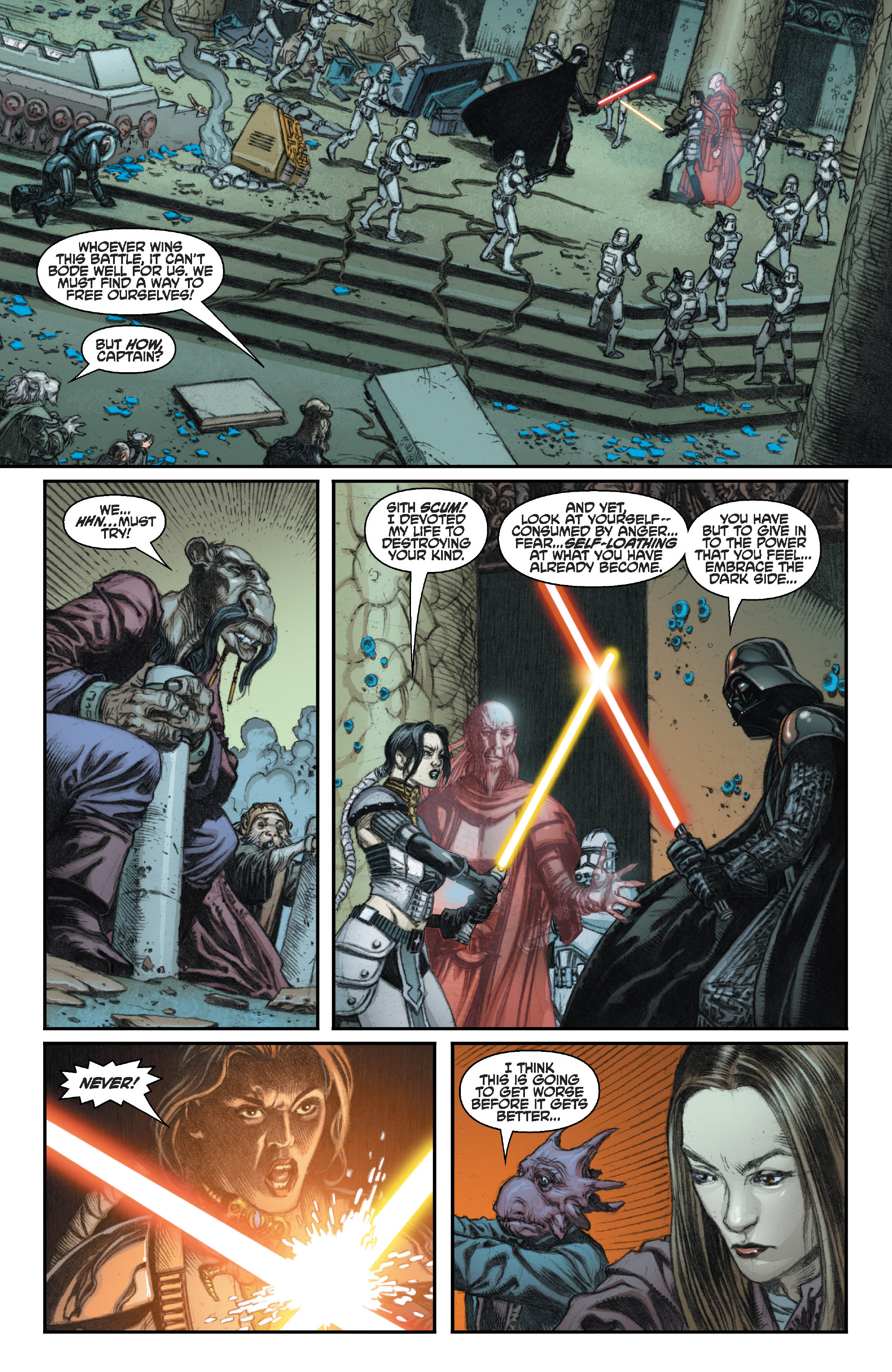 Read online Star Wars Omnibus comic -  Issue # Vol. 31 - 304