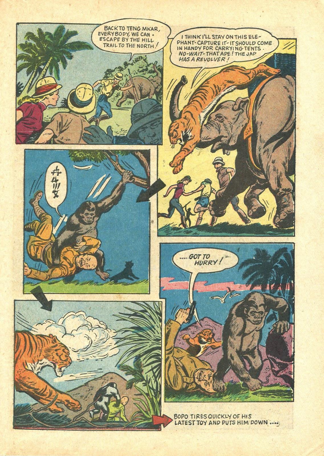 Read online Super-Magician Comics comic -  Issue #21 - 47