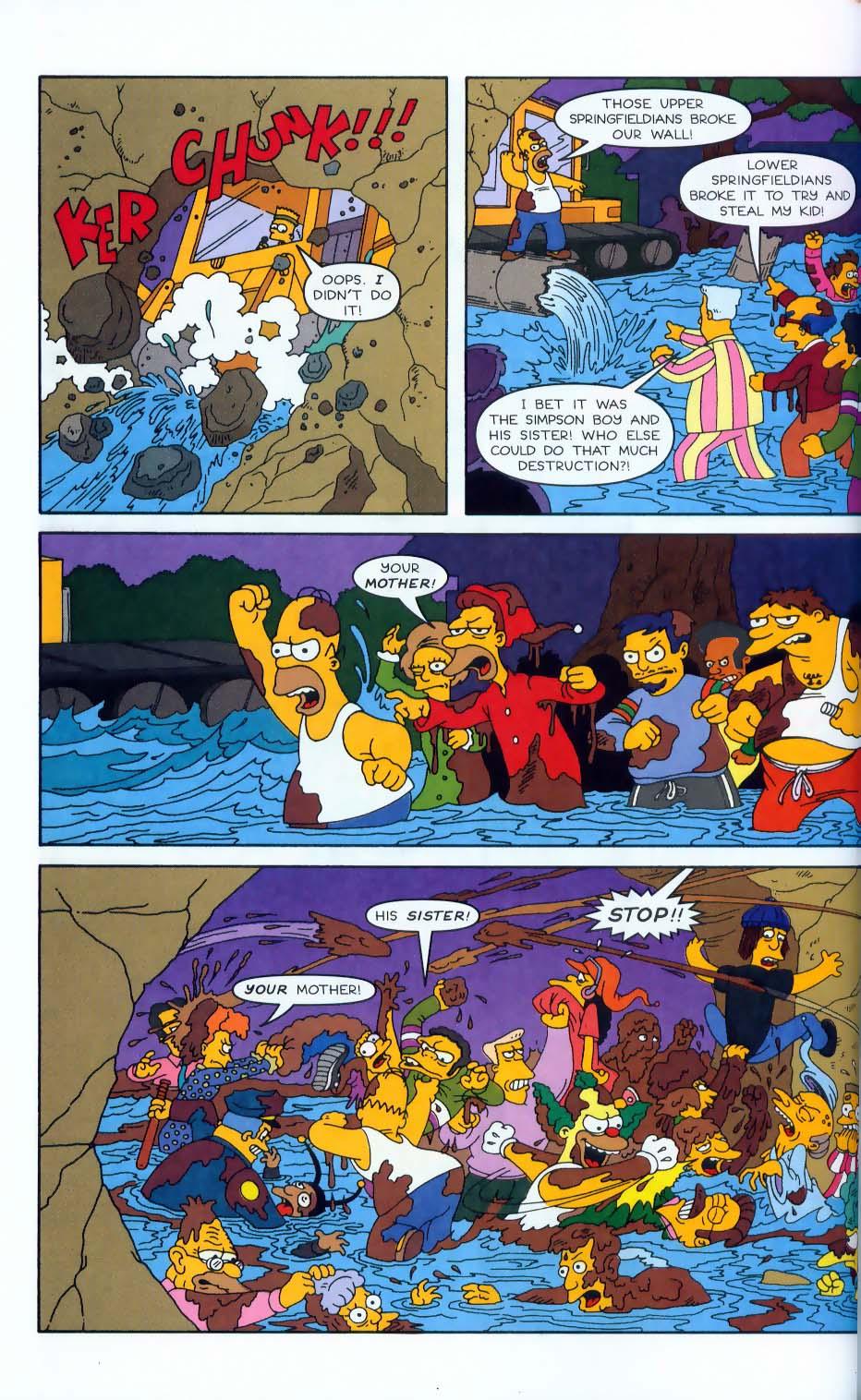 Read online Simpsons Comics comic -  Issue #50 - 23