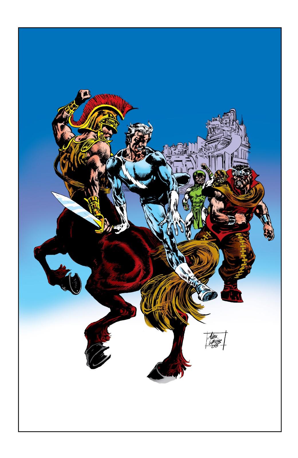 Read online Marvel Masterworks: The Inhumans comic -  Issue # TPB 2 (Part 3) - 114