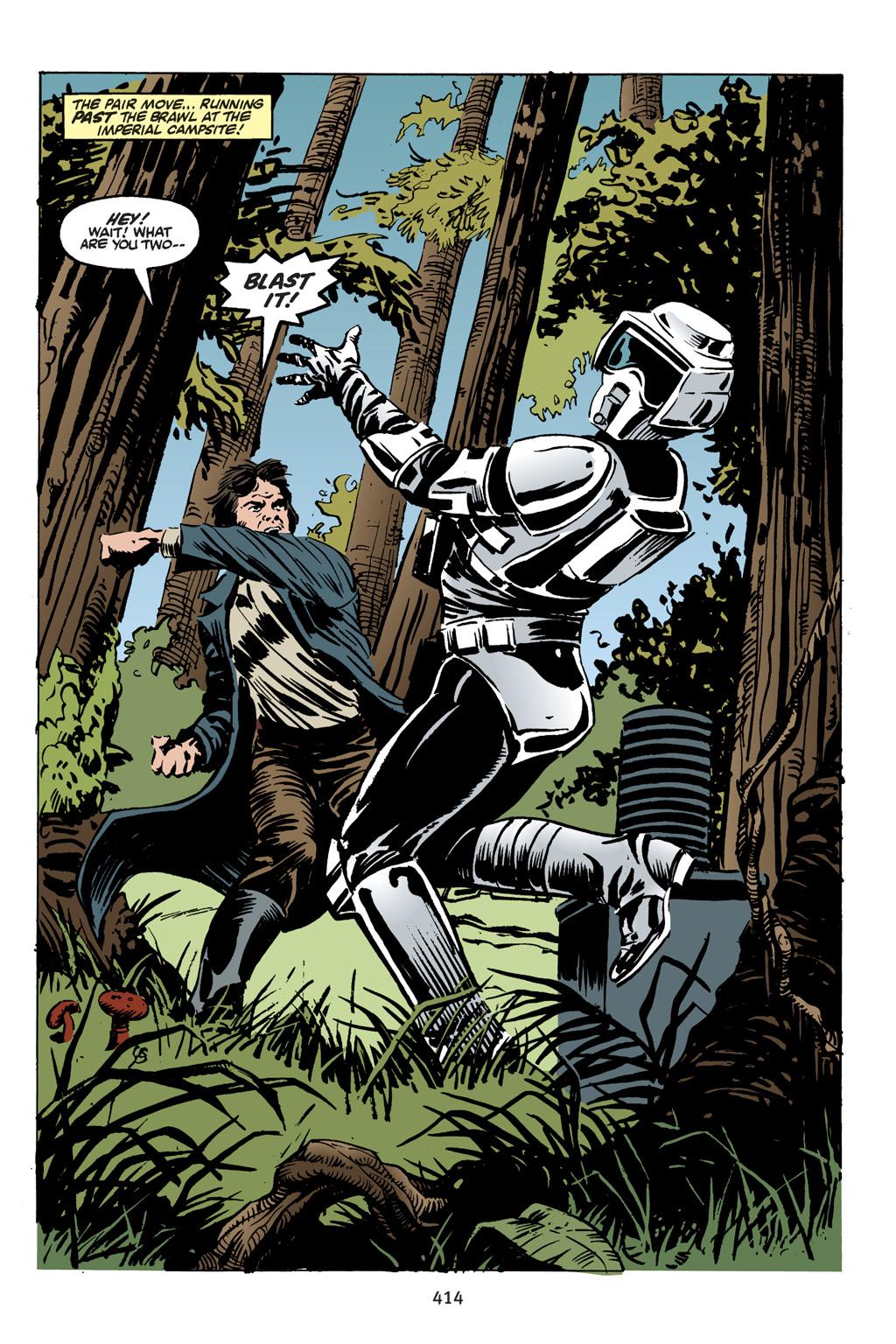 Read online Star Wars Omnibus comic -  Issue # Vol. 18.5 - 131