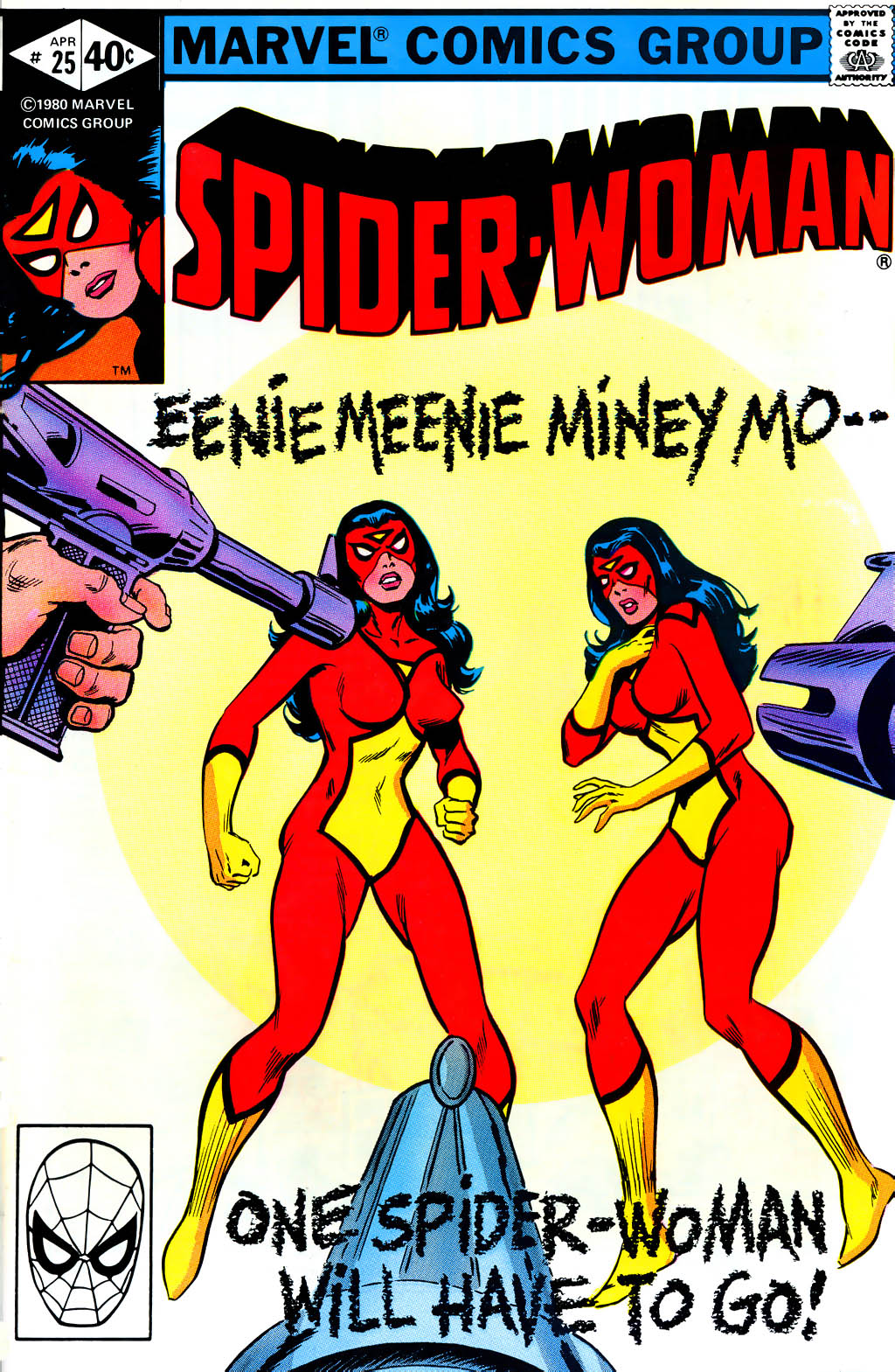 Spider-Woman (1978) issue 25 - Page 1