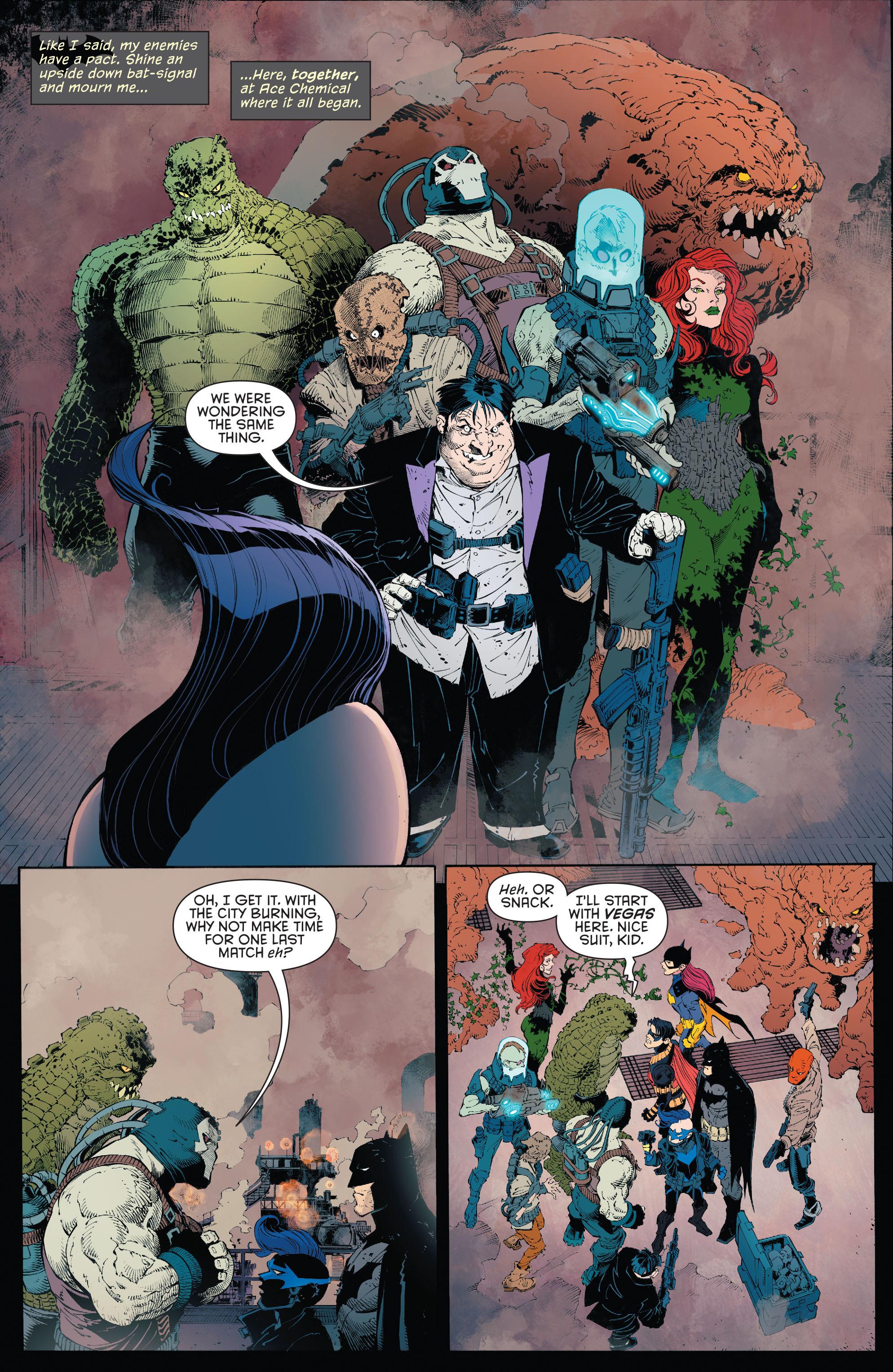Read online Batman (2011) comic -  Issue # _TPB 7 - 119