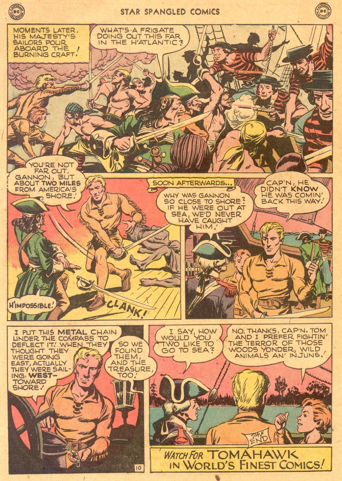Star Spangled Comics (1941) issue 80 - Page 47