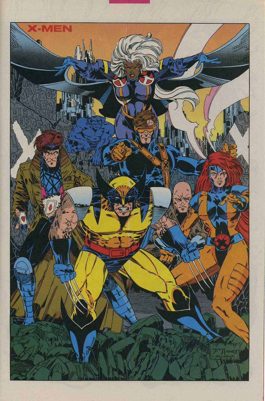 Read online Avengers Strike File comic -  Issue # Full - 28
