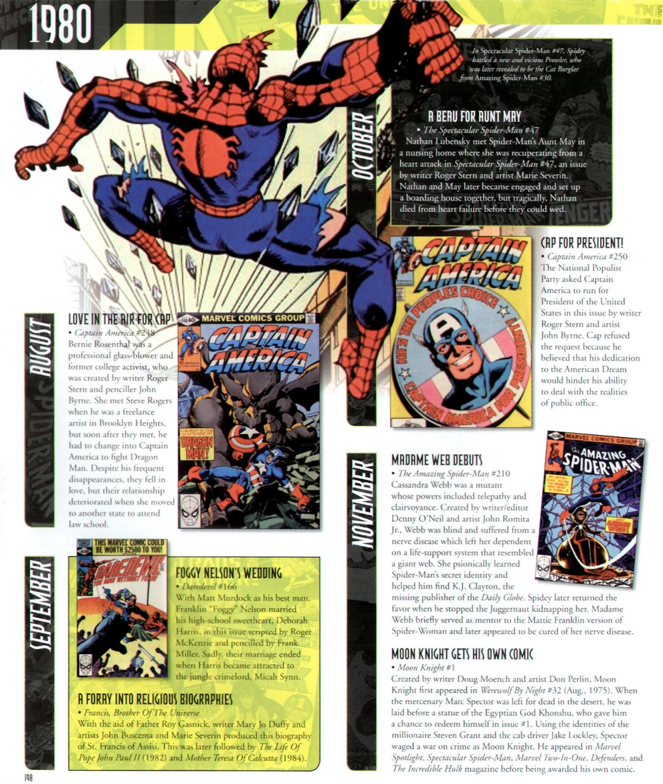 Read online Marvel Chronicle comic -  Issue # TPB (Part 2) - 85