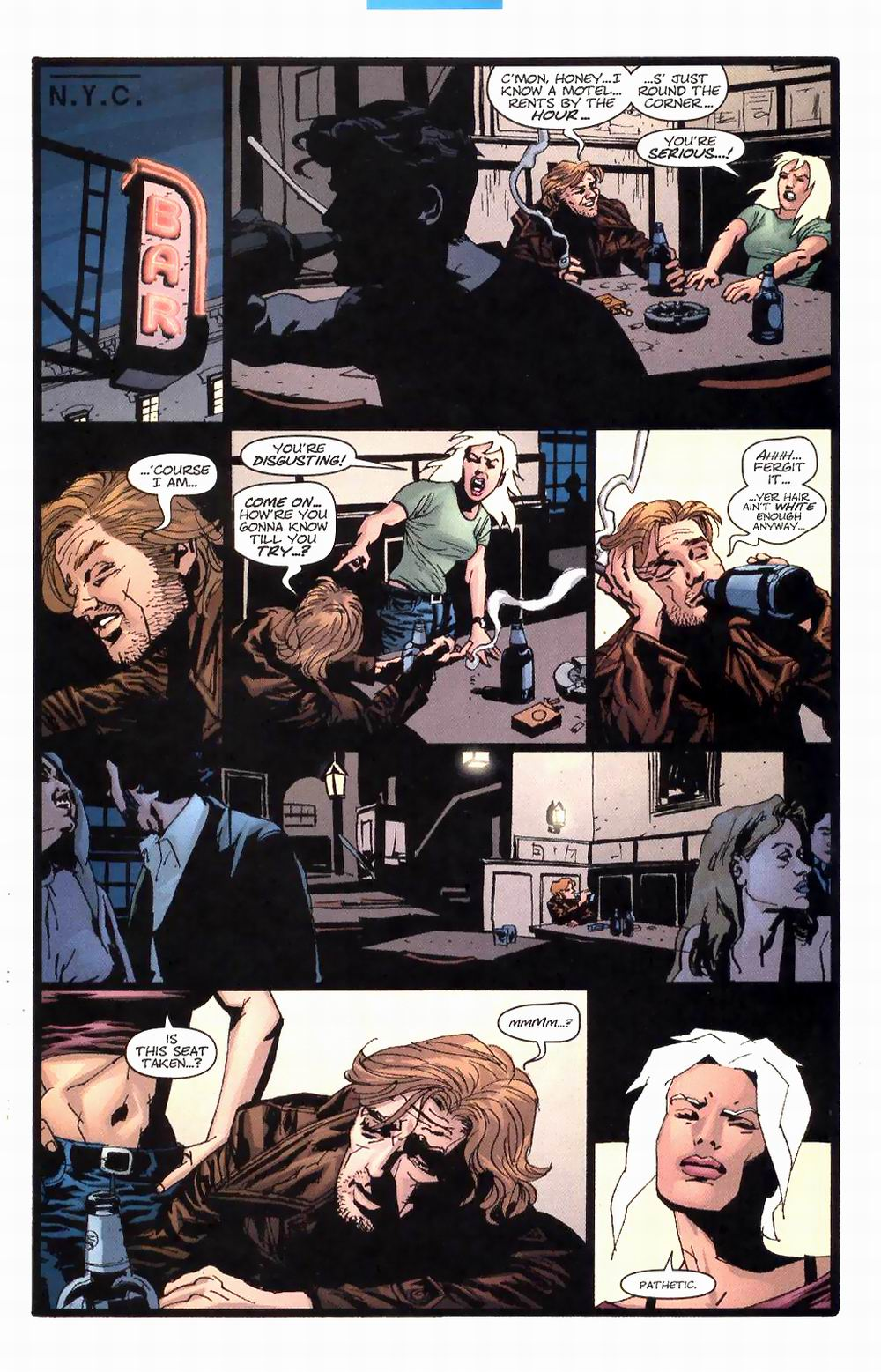 Wildcats (1999) Issue #22 #23 - English 7