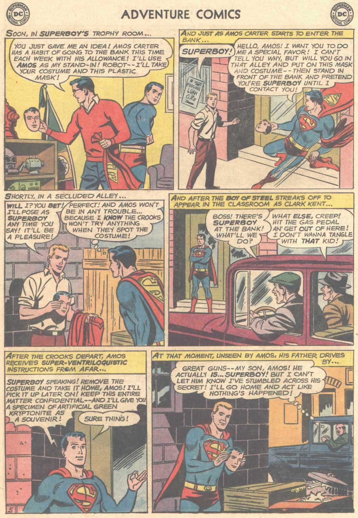 Read online Adventure Comics (1938) comic -  Issue #314 - 28