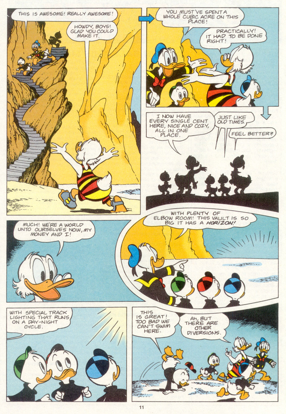 Read online Uncle Scrooge (1953) comic -  Issue #266 - 13