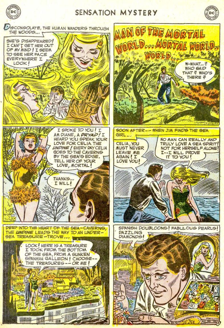 Read online Sensation (Mystery) Comics comic -  Issue #113 - 16