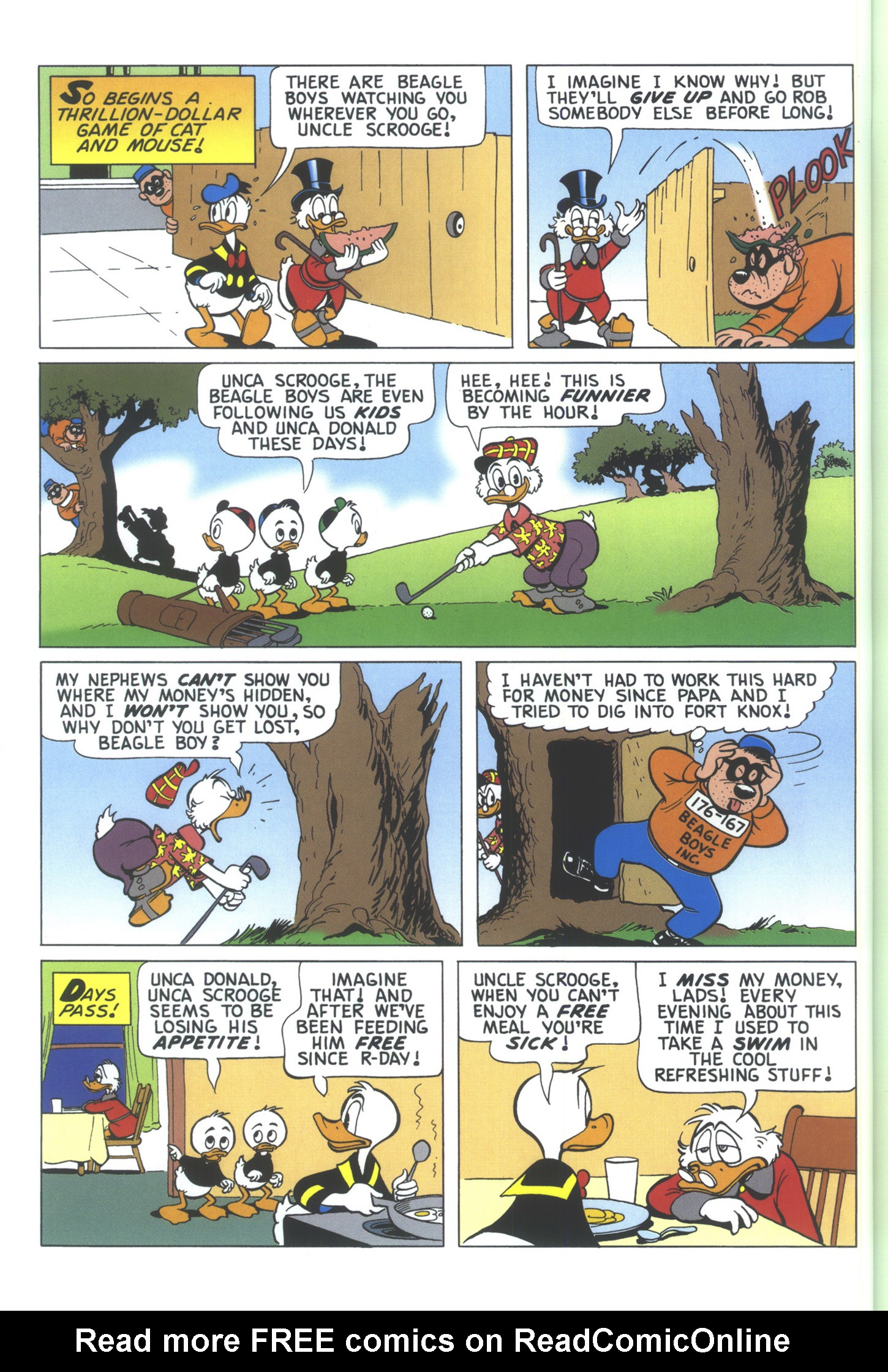 Read online Uncle Scrooge (1953) comic -  Issue #358 - 8