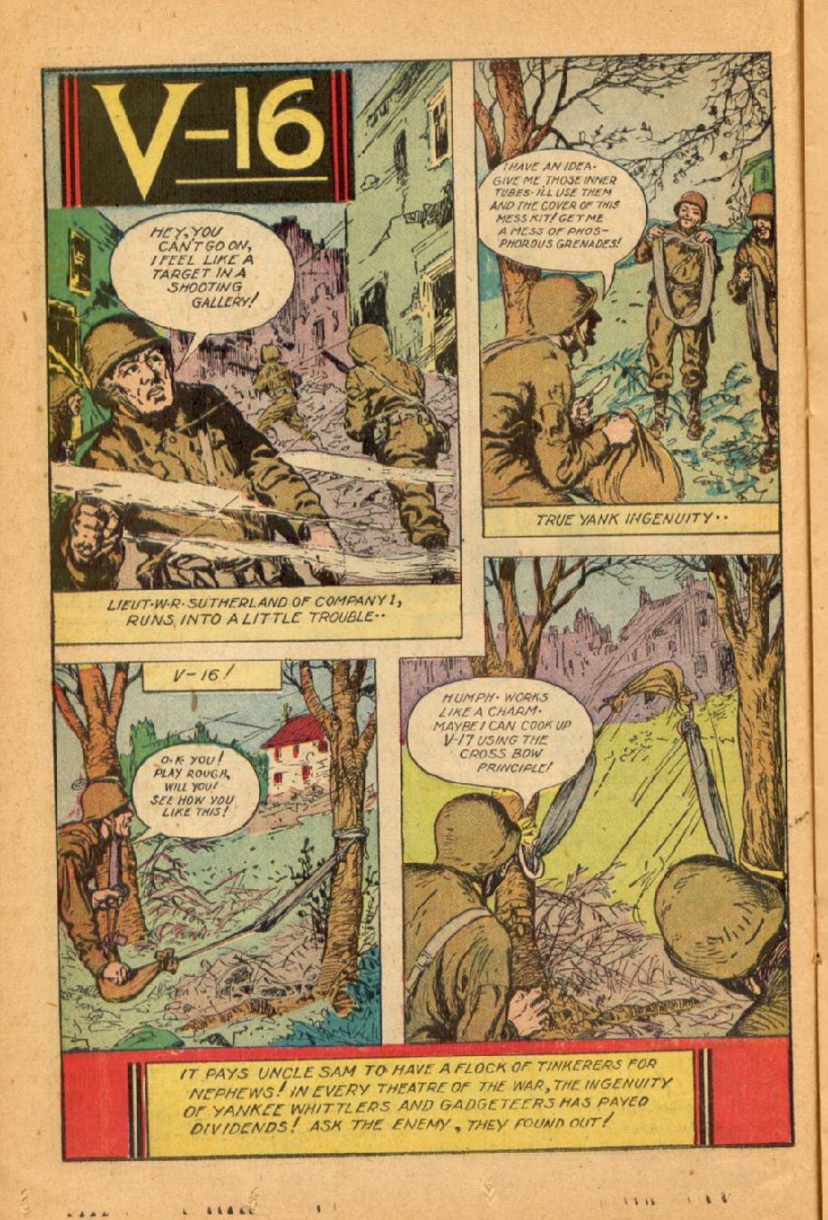Read online Super-Magician Comics comic -  Issue #45 - 22