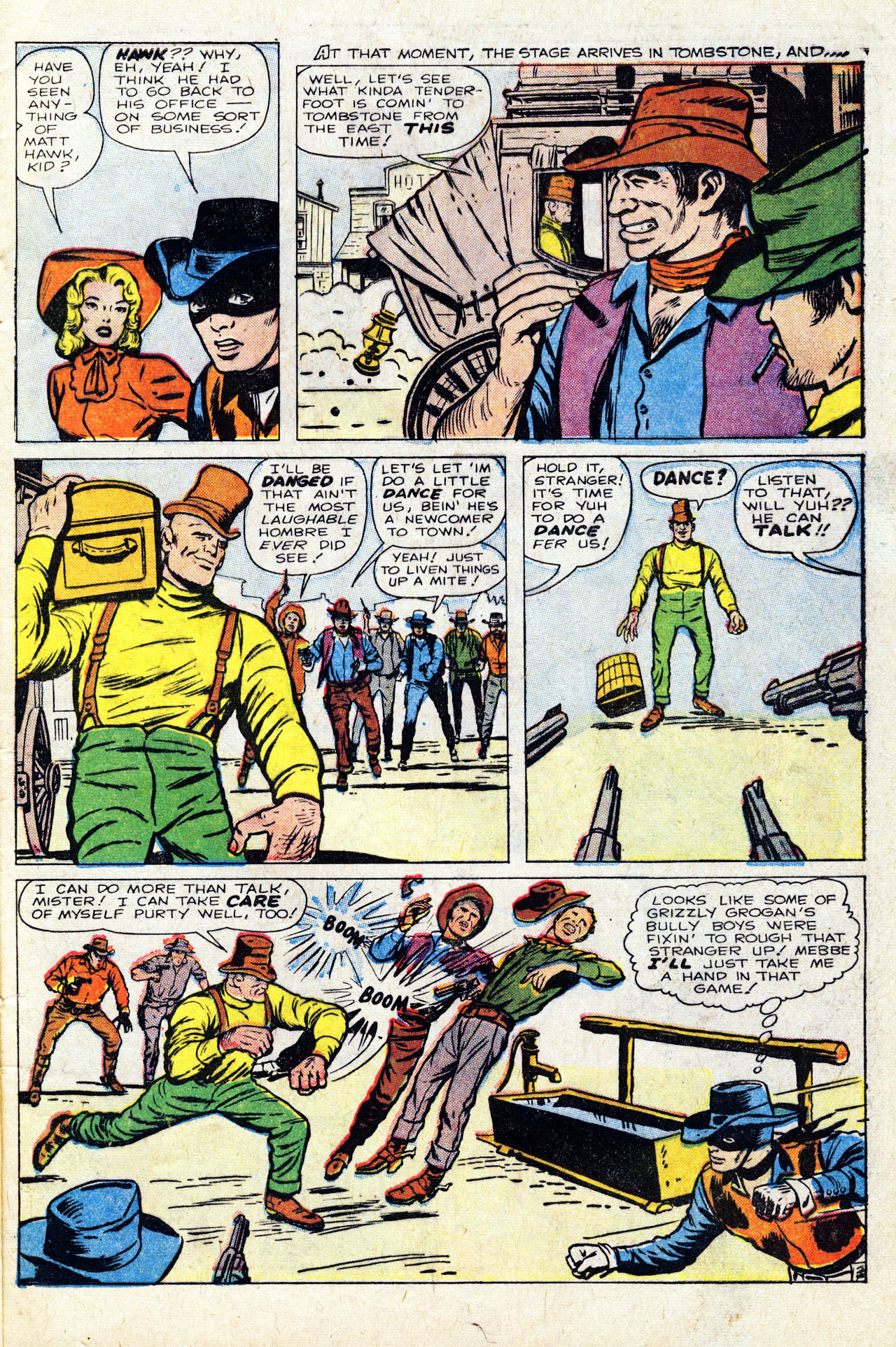 Read online Two-Gun Kid comic -  Issue #64 - 5