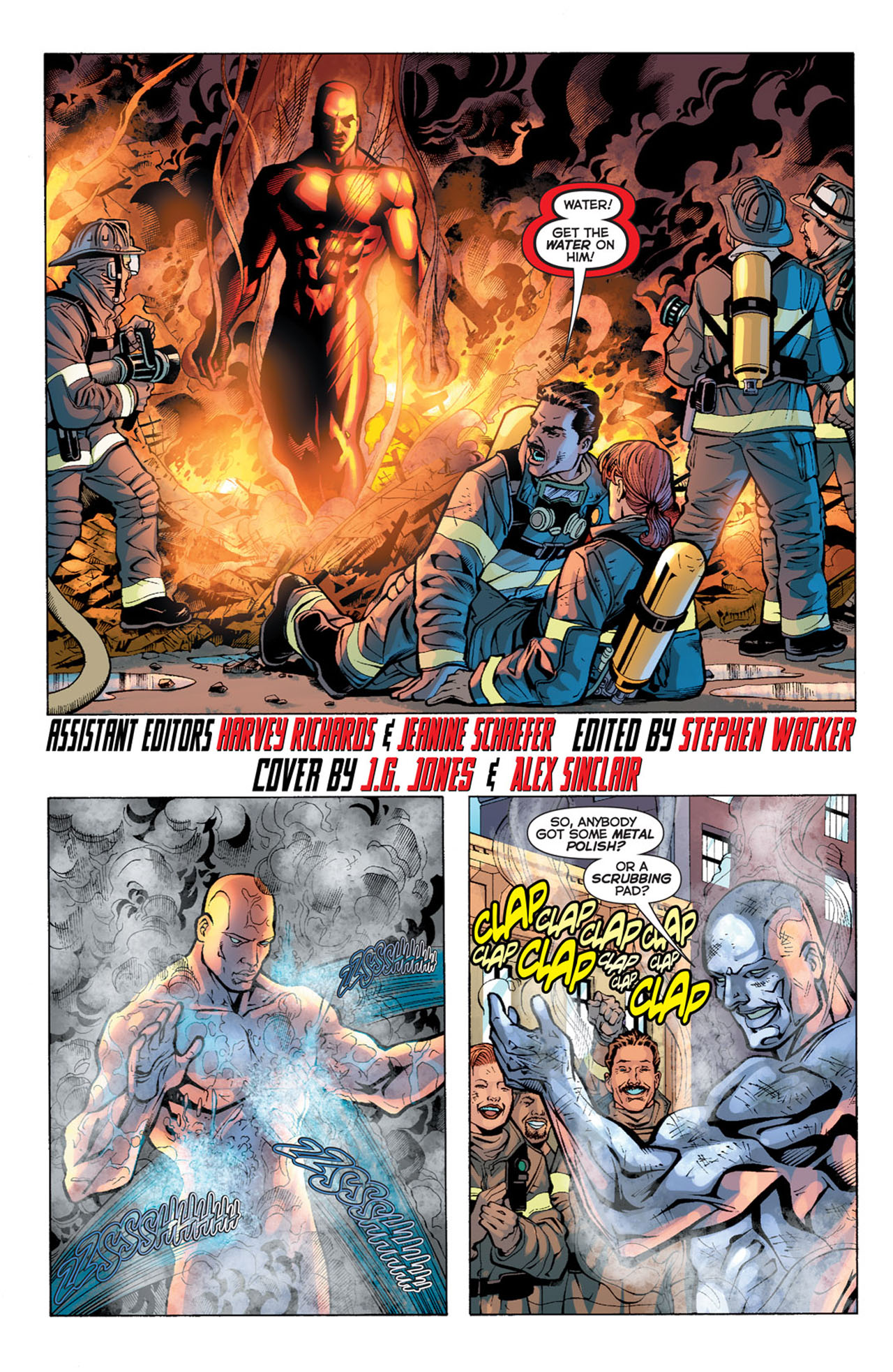 Read online 52 comic -  Issue #20 - 7