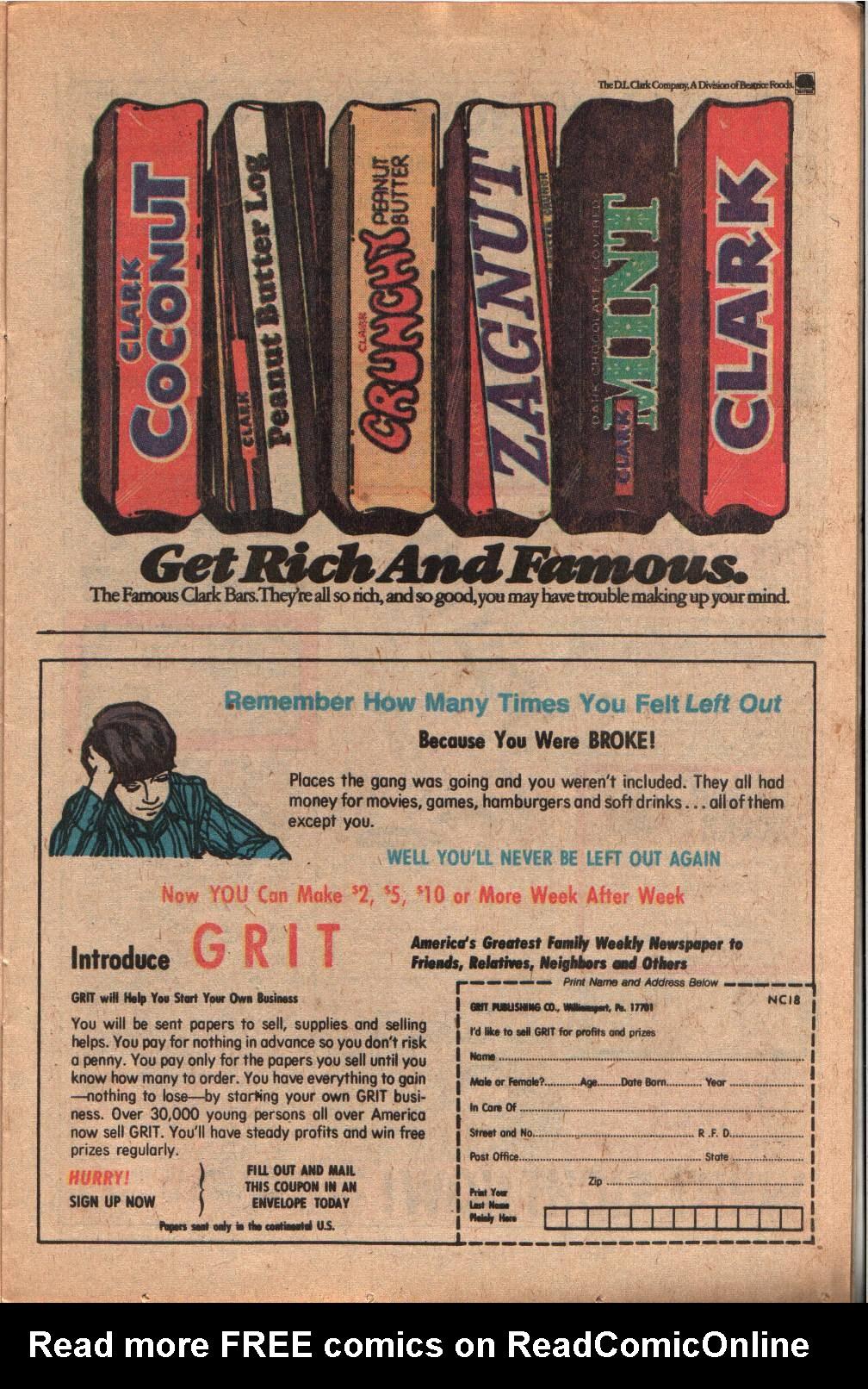 Read online Shazam! (1973) comic -  Issue #33 - 13