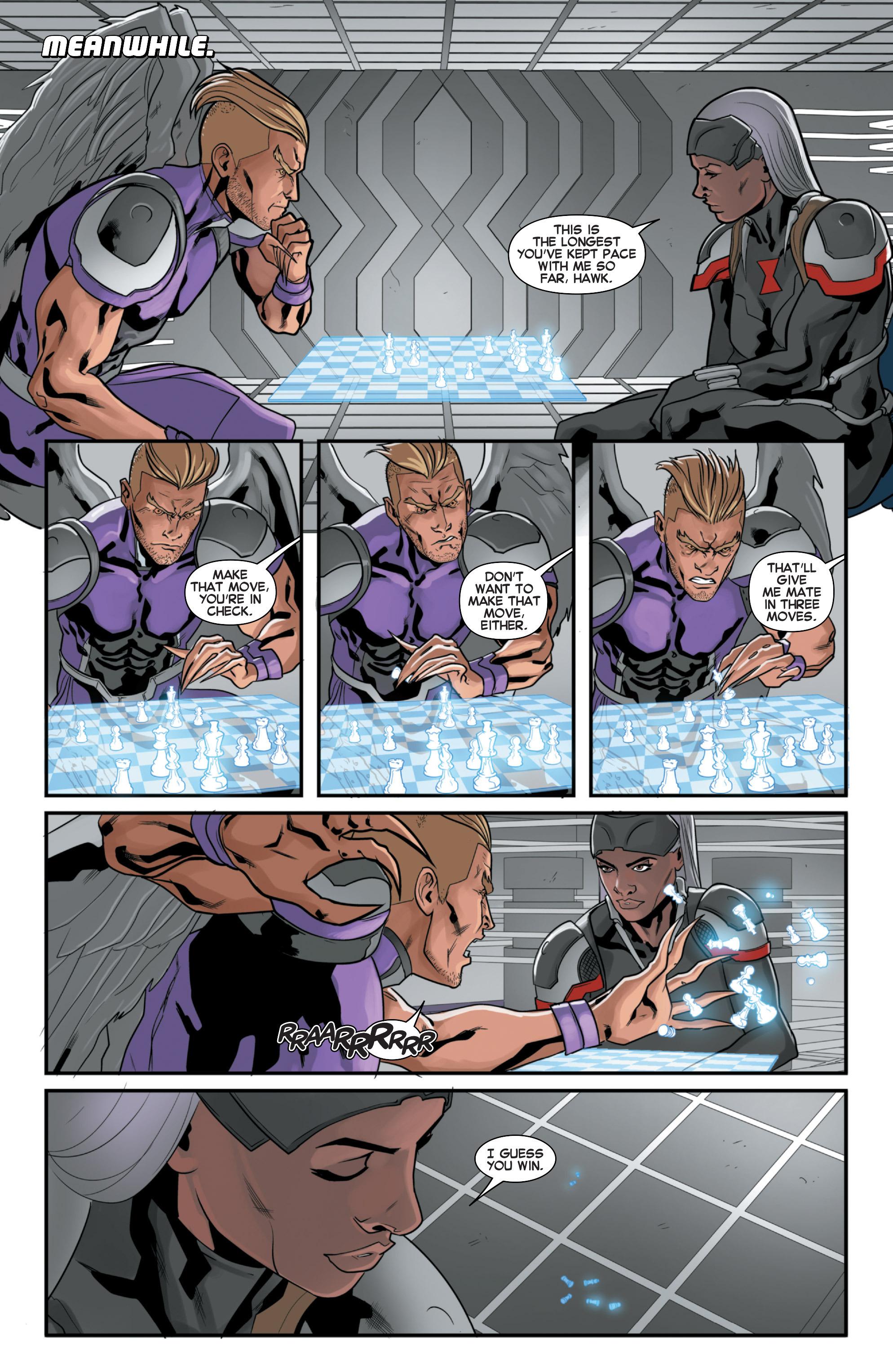 Read online Secret Wars 2099 comic -  Issue #2 - 10
