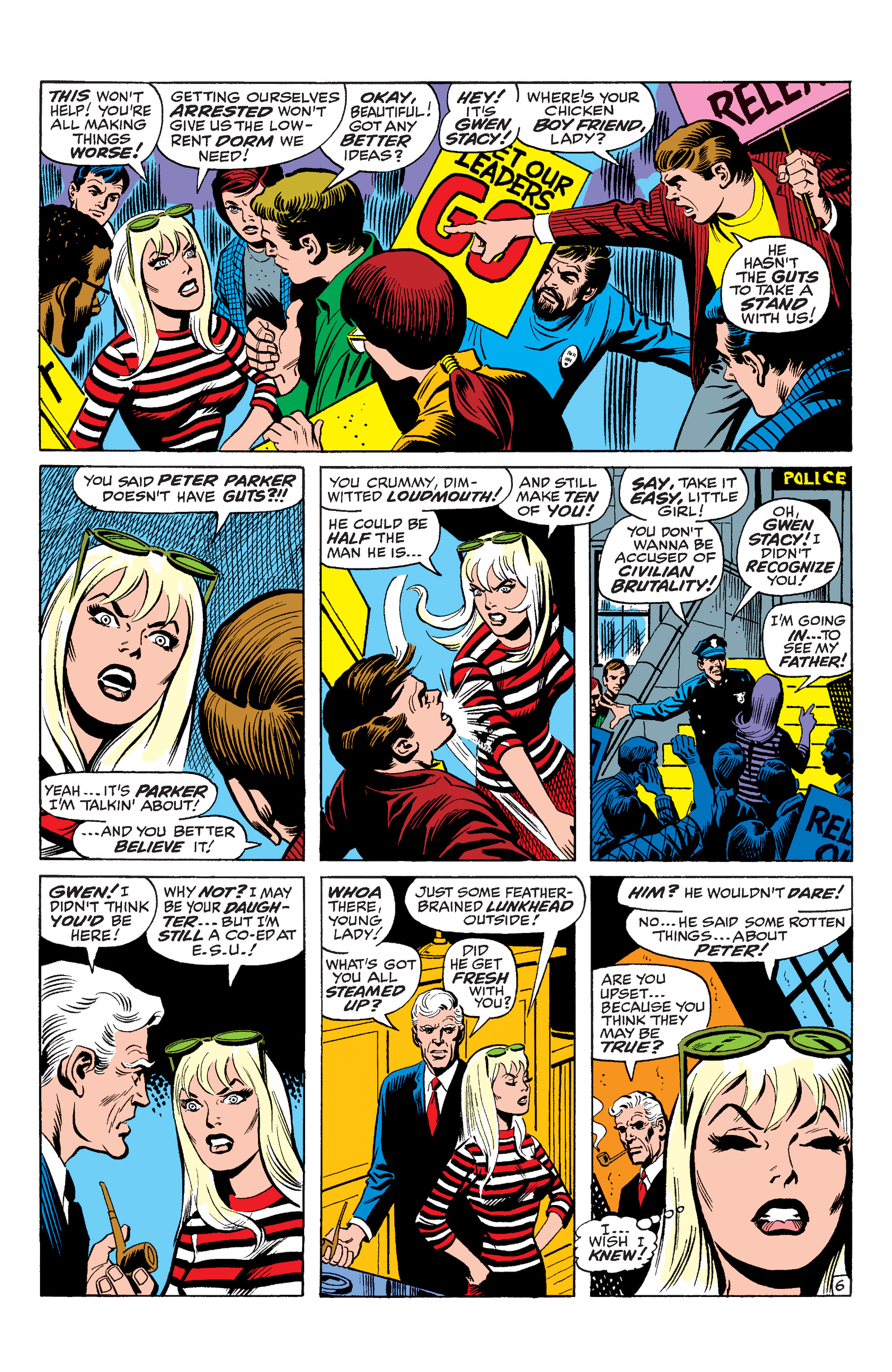 The Amazing Spider-Man (1963) 69 Page 6