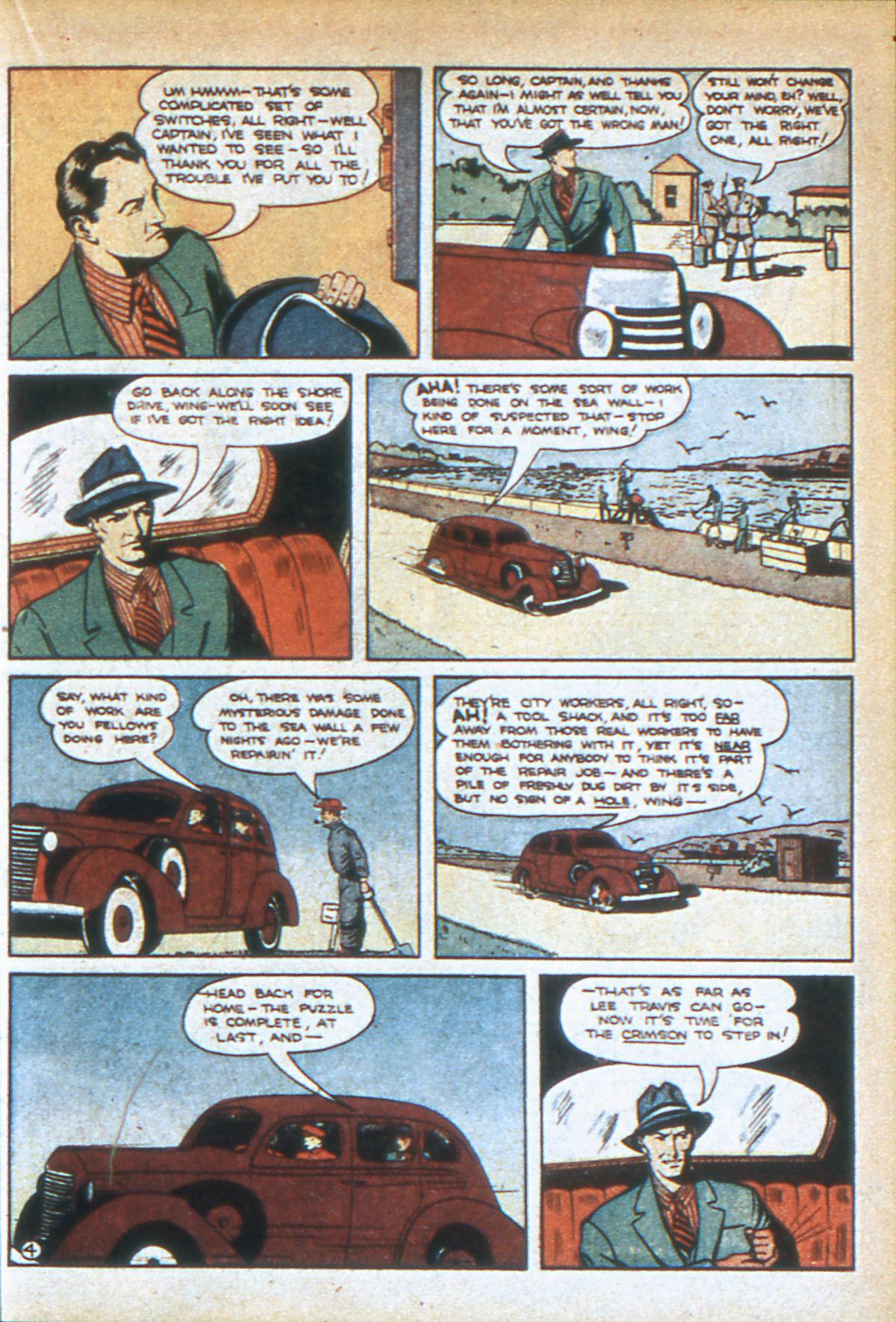 Read online Detective Comics (1937) comic -  Issue #39 - 32