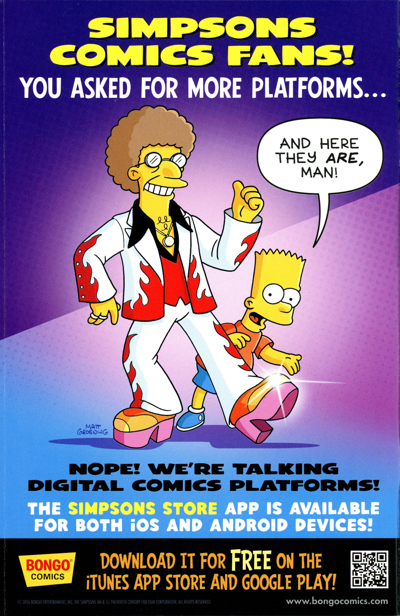 Read online Simpsons Comics comic -  Issue #233 - 2