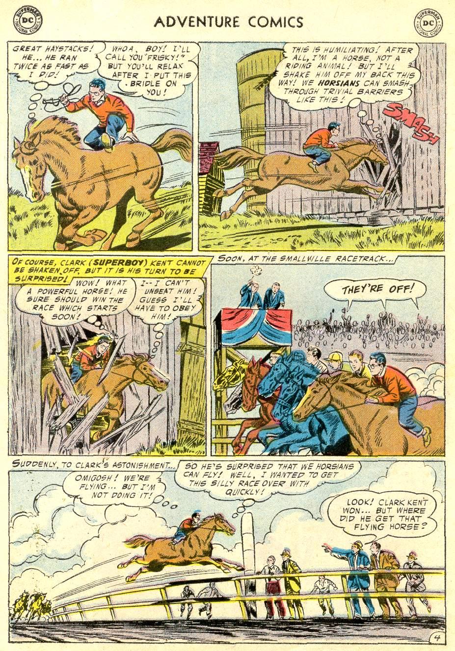 Read online Adventure Comics (1938) comic -  Issue #230 - 6