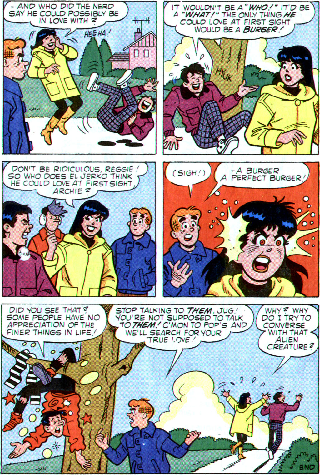 Read online Archie (1960) comic -  Issue #355 - 17