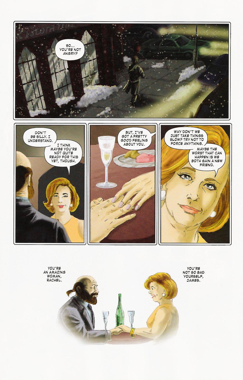 Read online ShadowHawk (2005) comic -  Issue #9 - 14