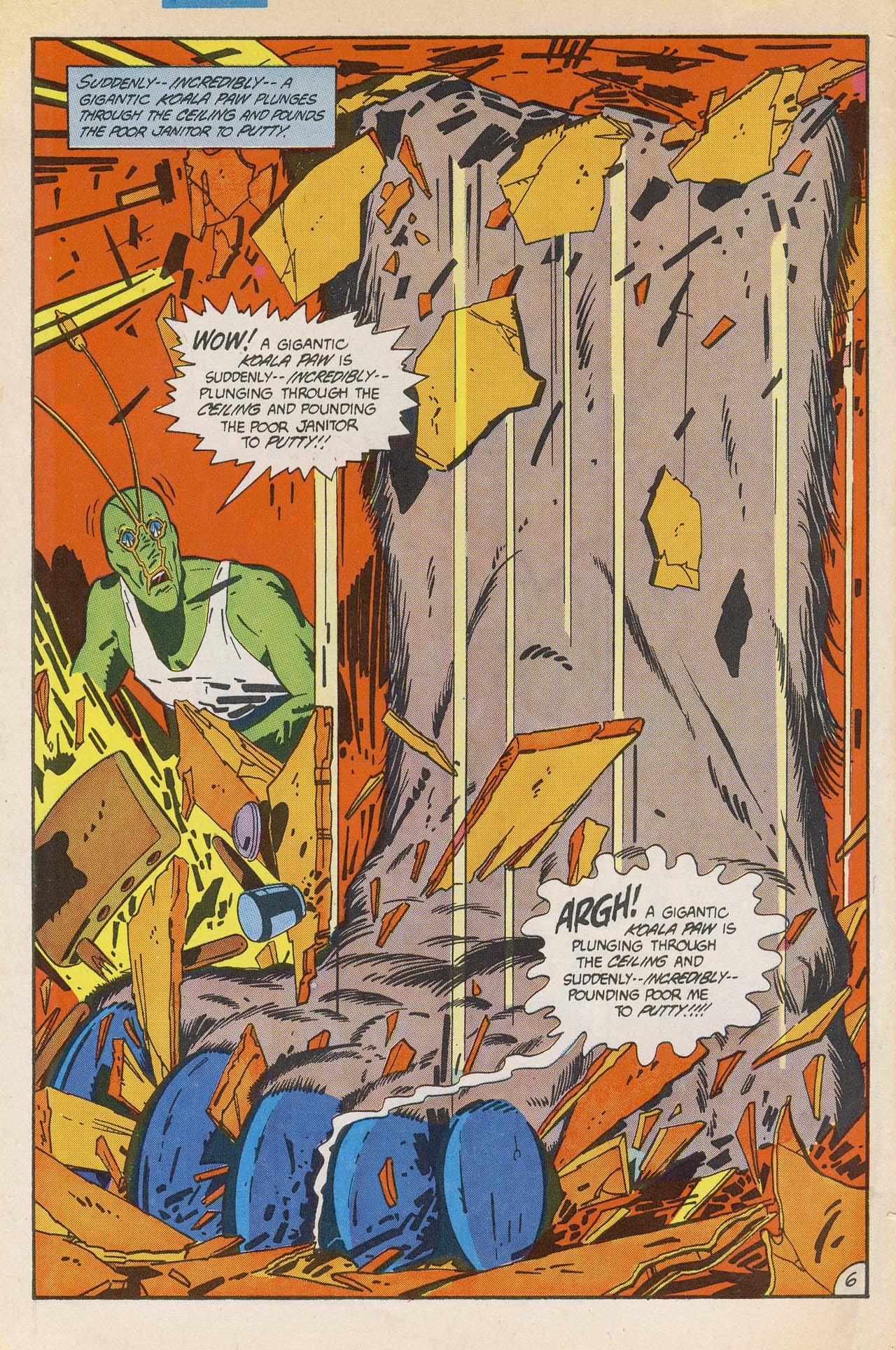 Read online Ambush Bug comic -  Issue #2 - 10