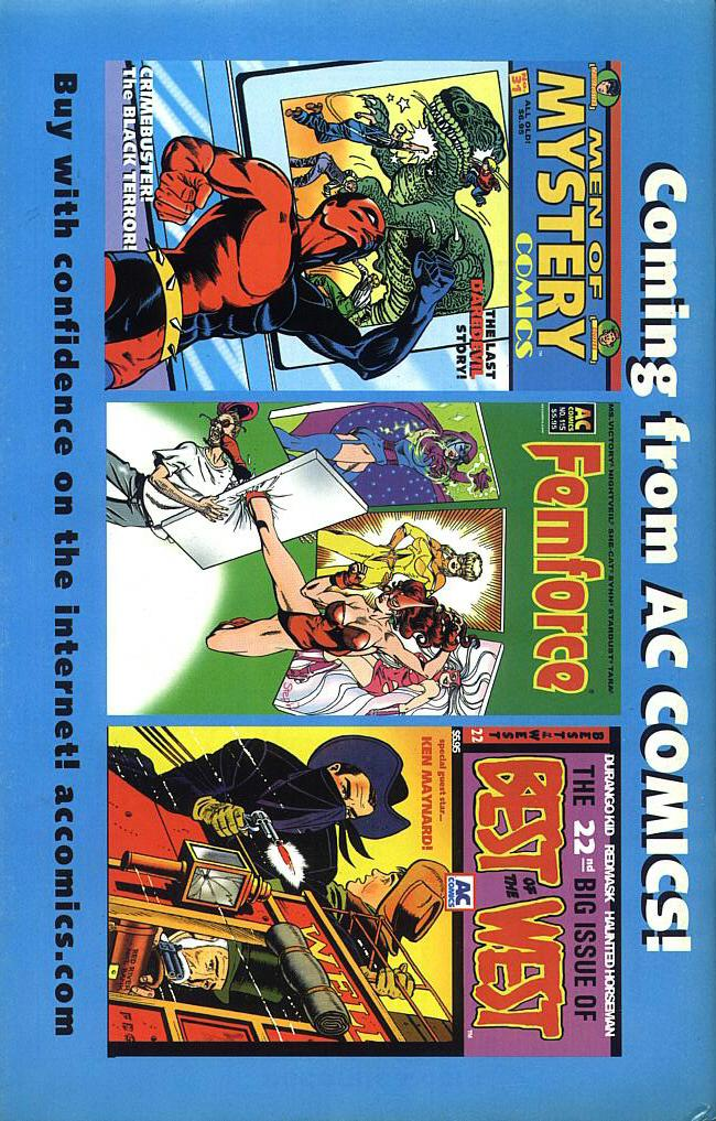 Read online Men of Mystery Comics comic -  Issue #30 - 52