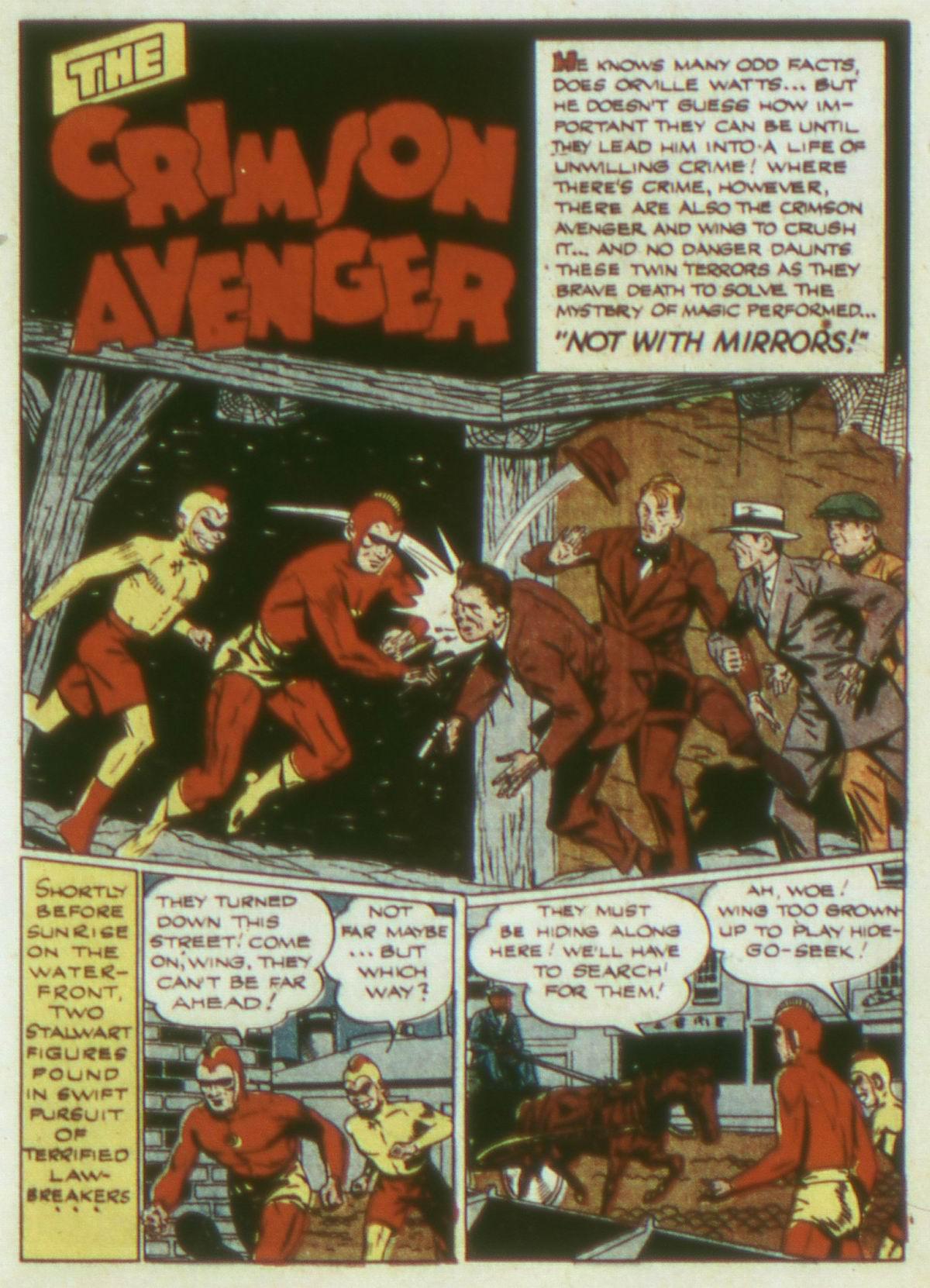 Read online Detective Comics (1937) comic -  Issue #82 - 25