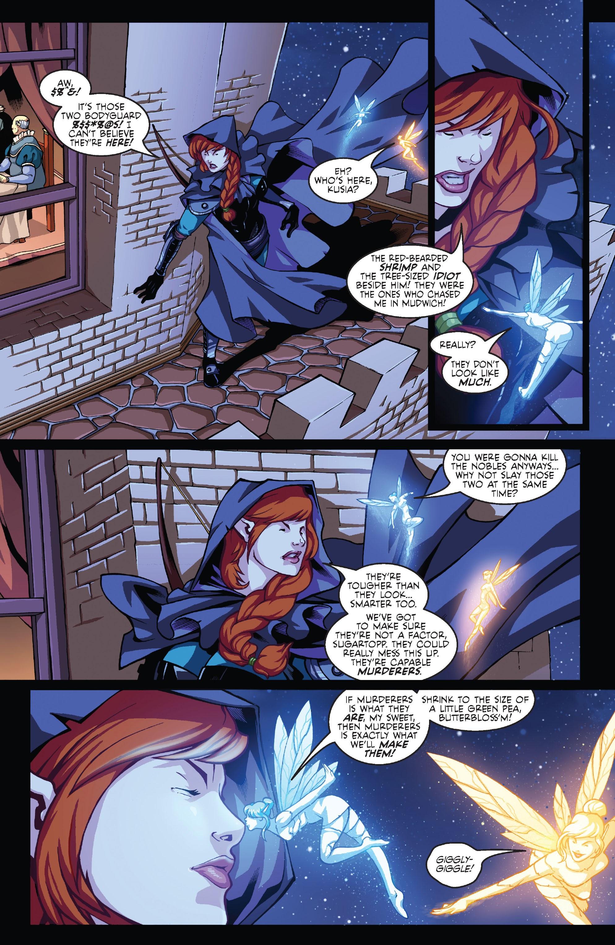 Read online Skullkickers comic -  Issue #7 - 14