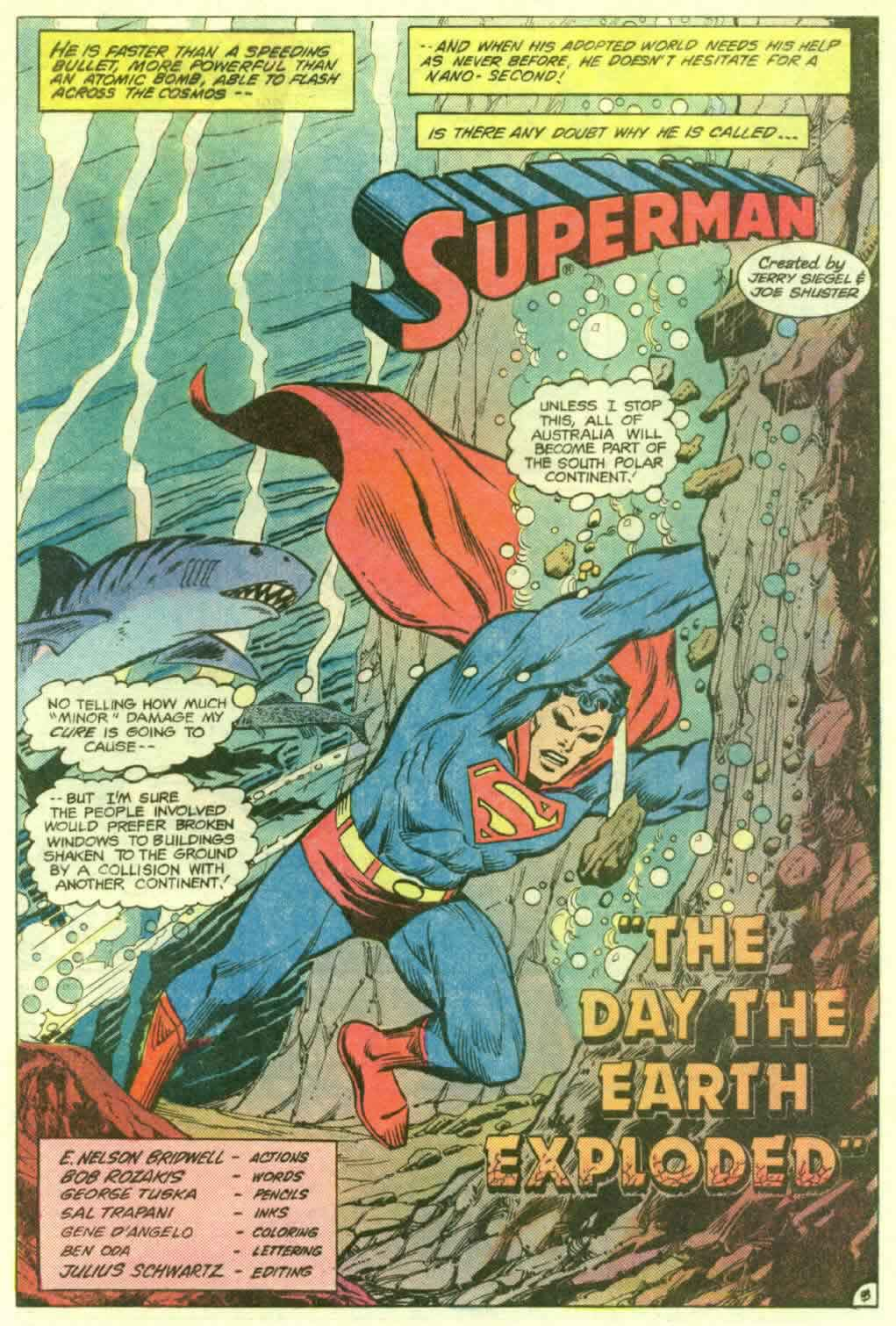 Read online Action Comics (1938) comic -  Issue #550 - 4