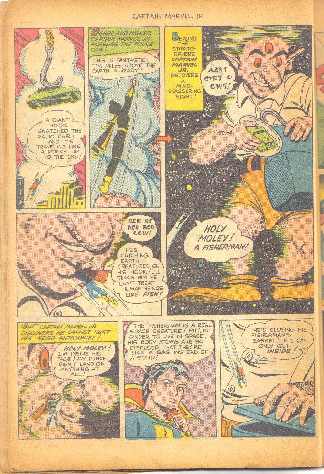 Captain Marvel, Jr. issue 95 - Page 17