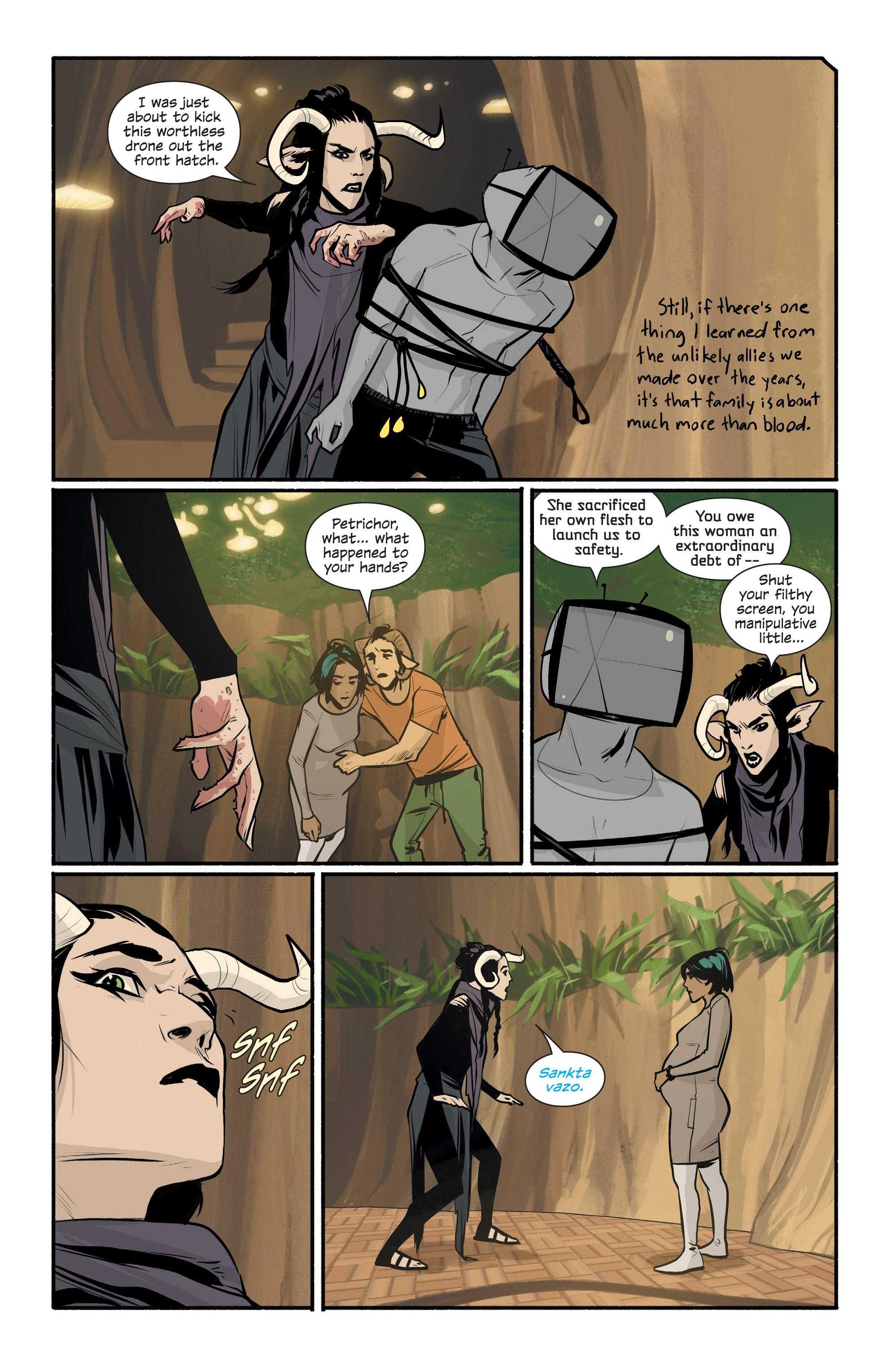 Read online Saga comic -  Issue #43 - 11