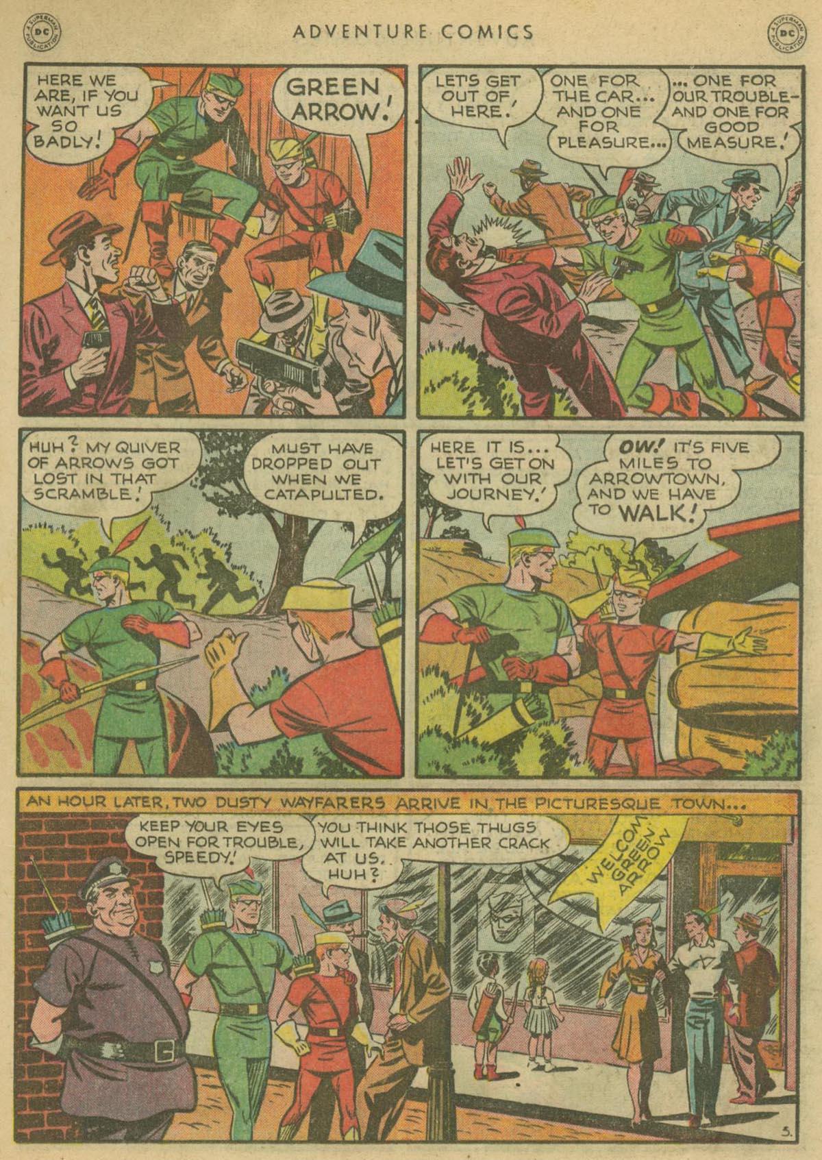 Read online Adventure Comics (1938) comic -  Issue #130 - 26