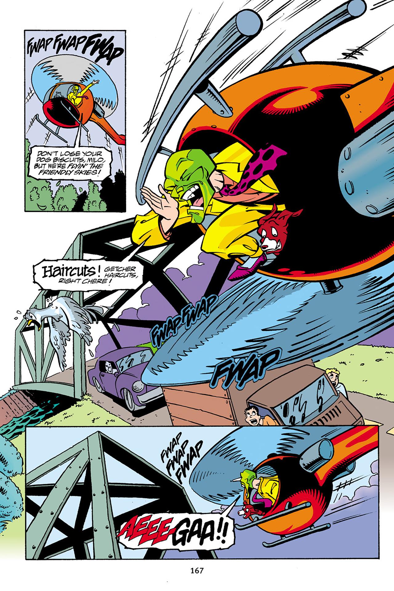 Read online Adventures Of The Mask Omnibus comic -  Issue #Adventures Of The Mask Omnibus Full - 166