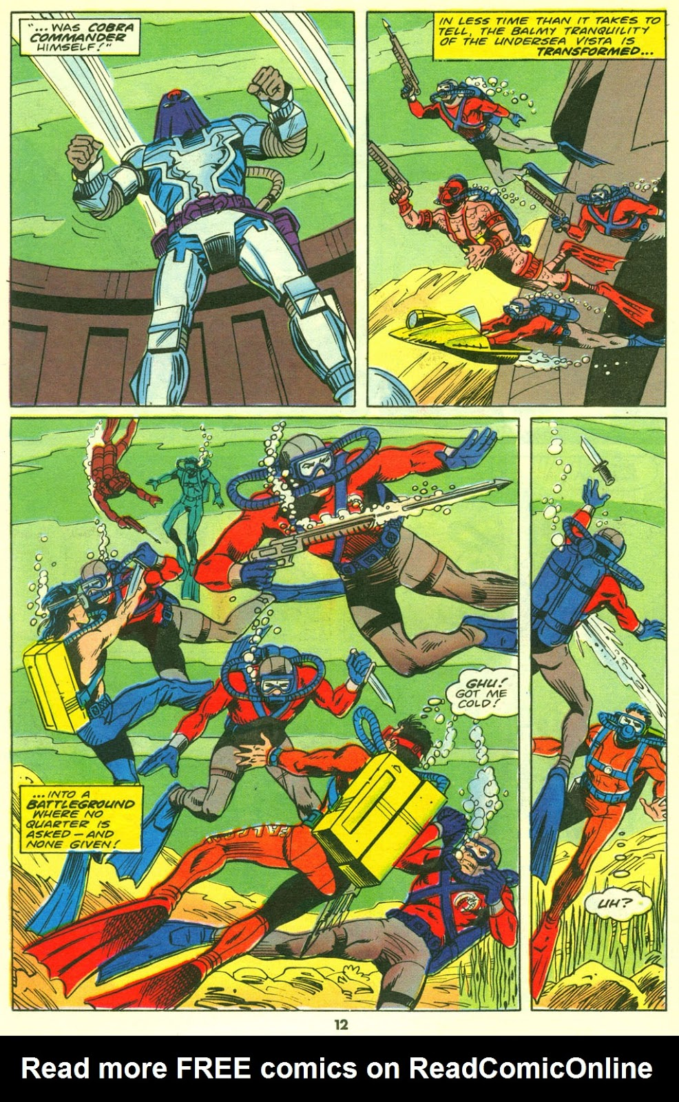 G.I. Joe European Missions issue 14 - Page 13