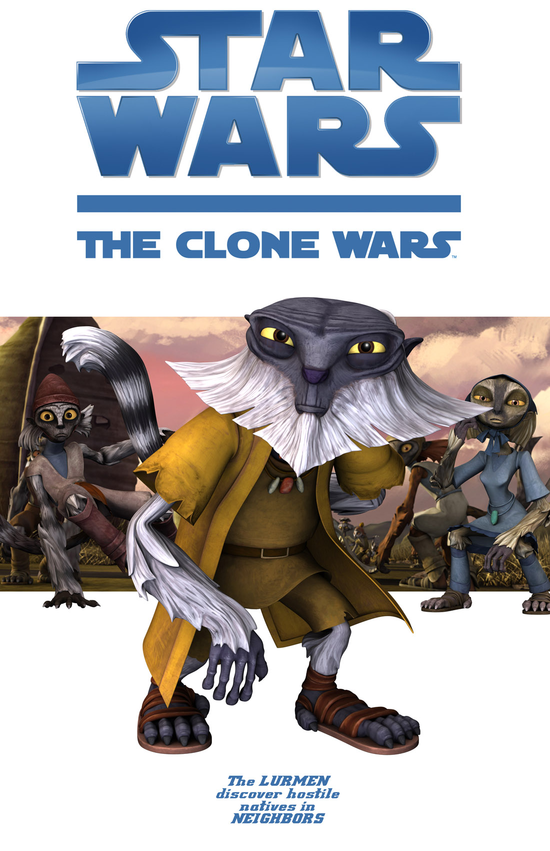 Read online Star Wars: Tales From The Clone Wars comic -  Issue # TPB - 95
