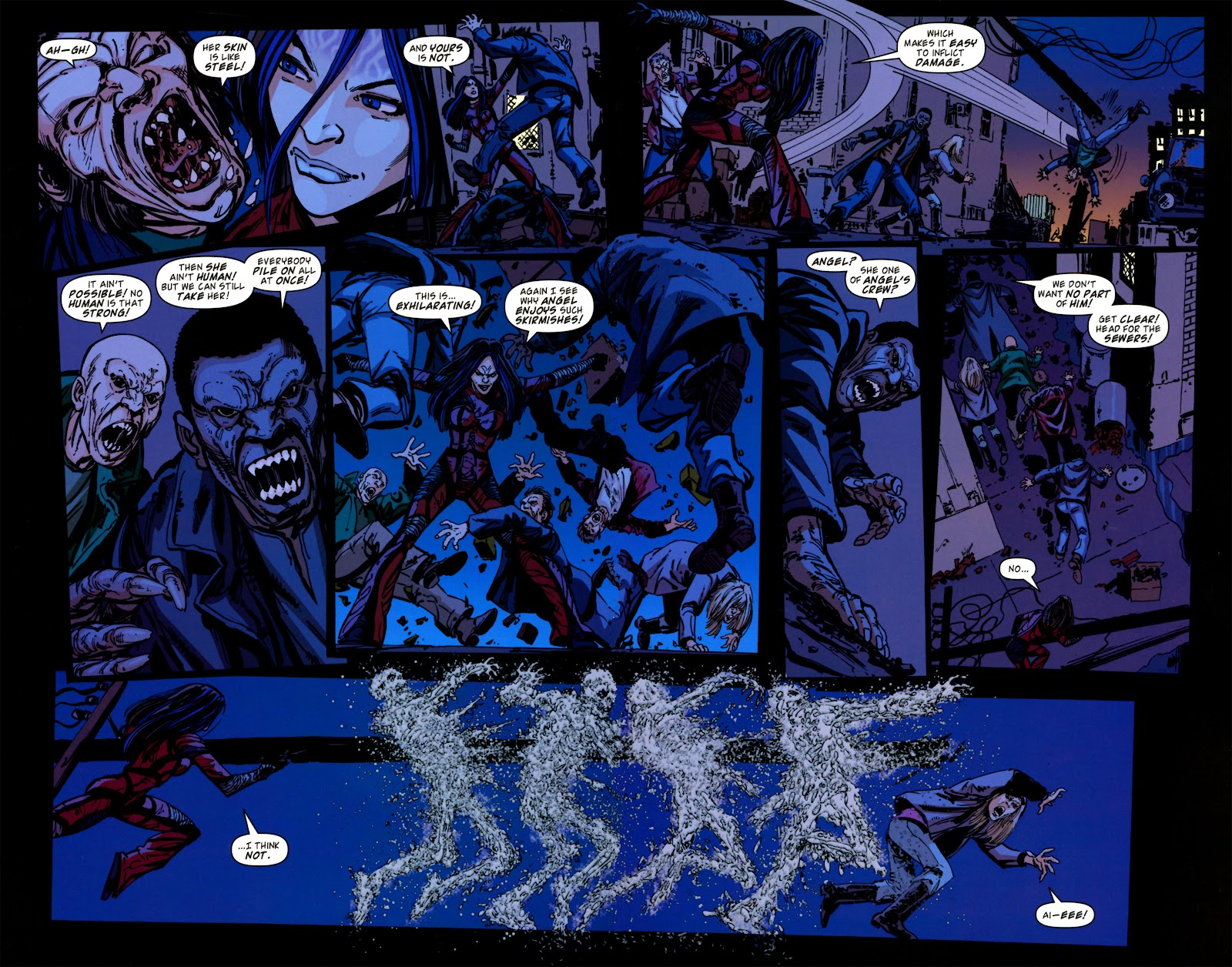 Angel Special Lorne Full | Viewcomic reading comics online