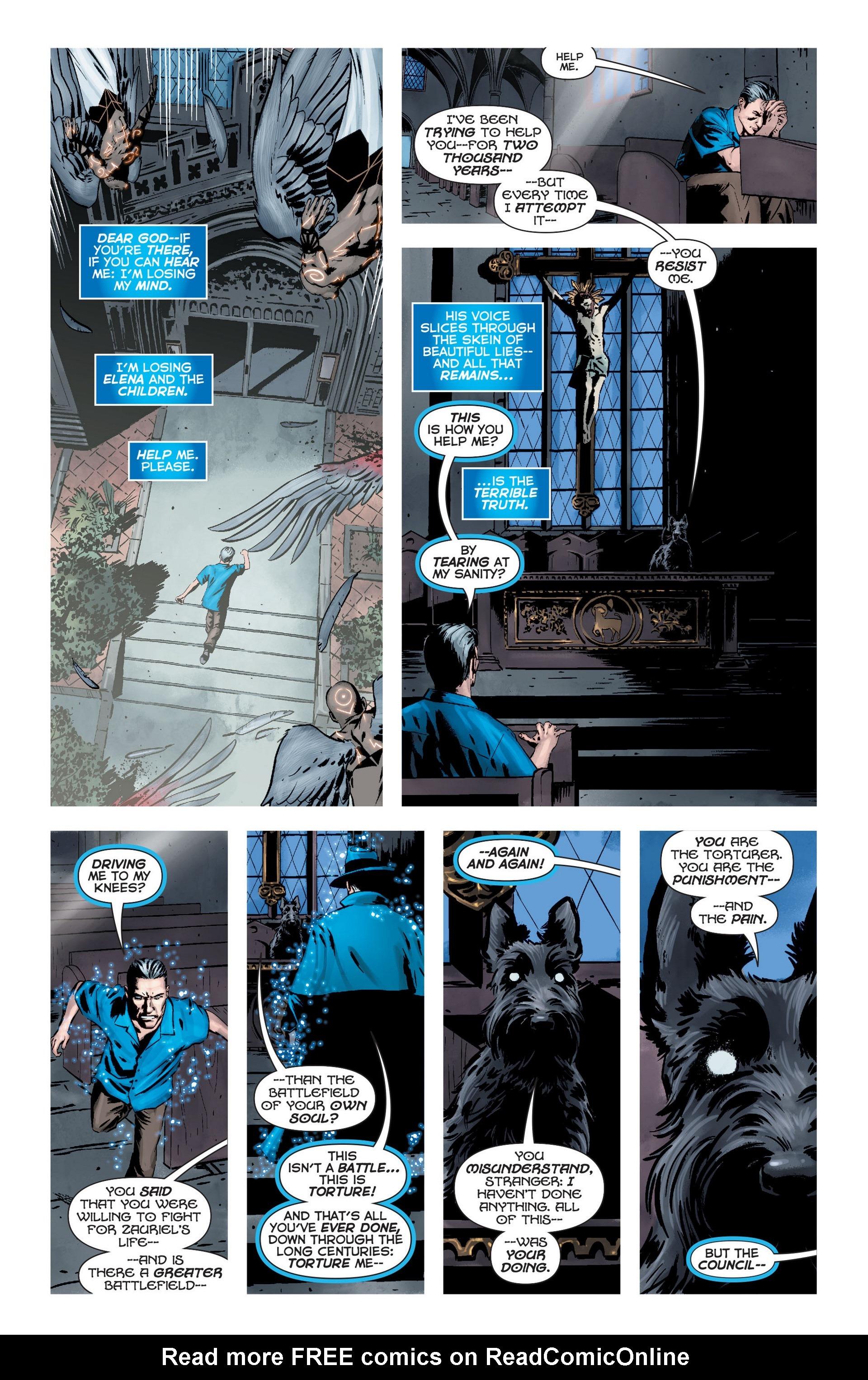 Read online Trinity of Sin: The Phantom Stranger comic -  Issue #22 - 14