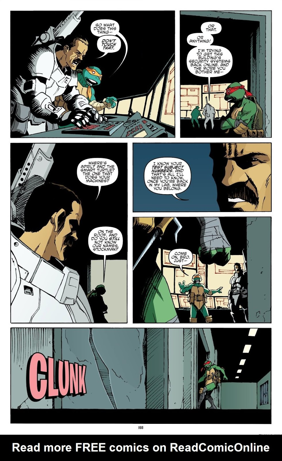 Read online Teenage Mutant Ninja Turtles: The IDW Collection comic -  Issue # TPB 8 (Part 2) - 67