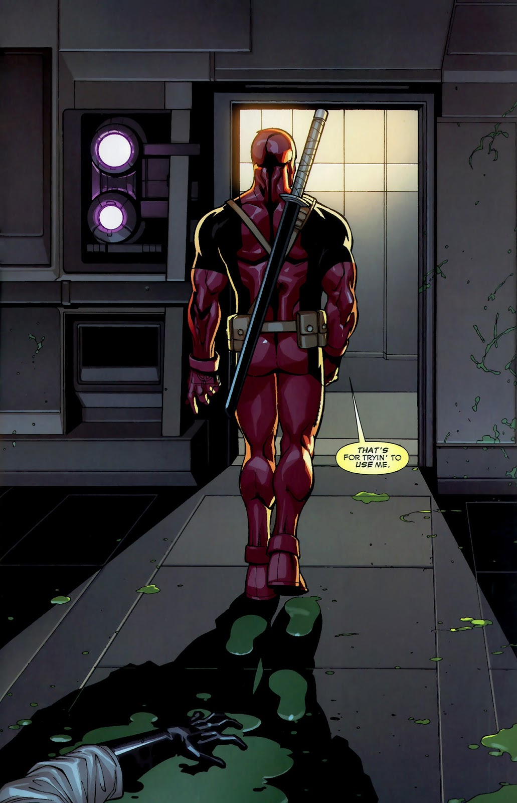 Read online Deadpool (2008) comic -  Issue #3 - 20