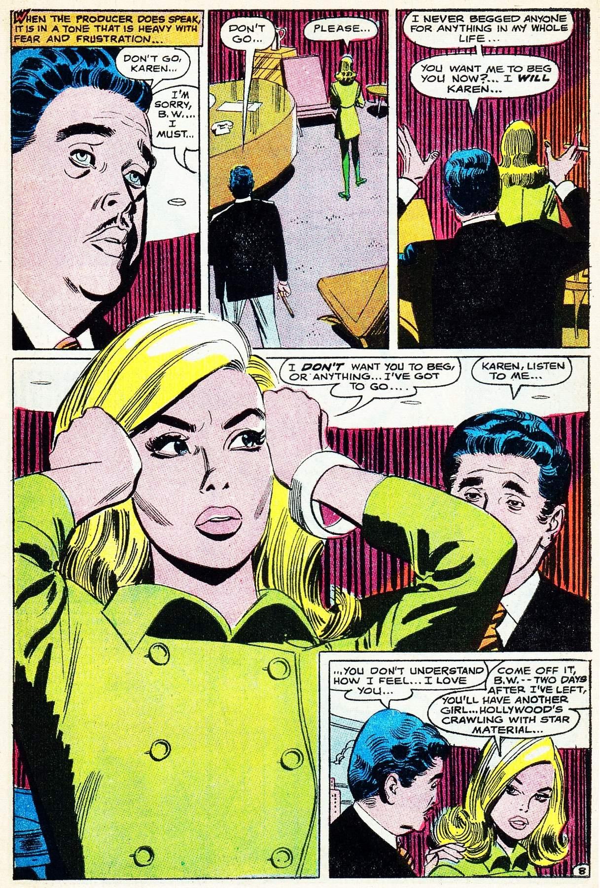 Read online Secret Hearts comic -  Issue #133 - 27