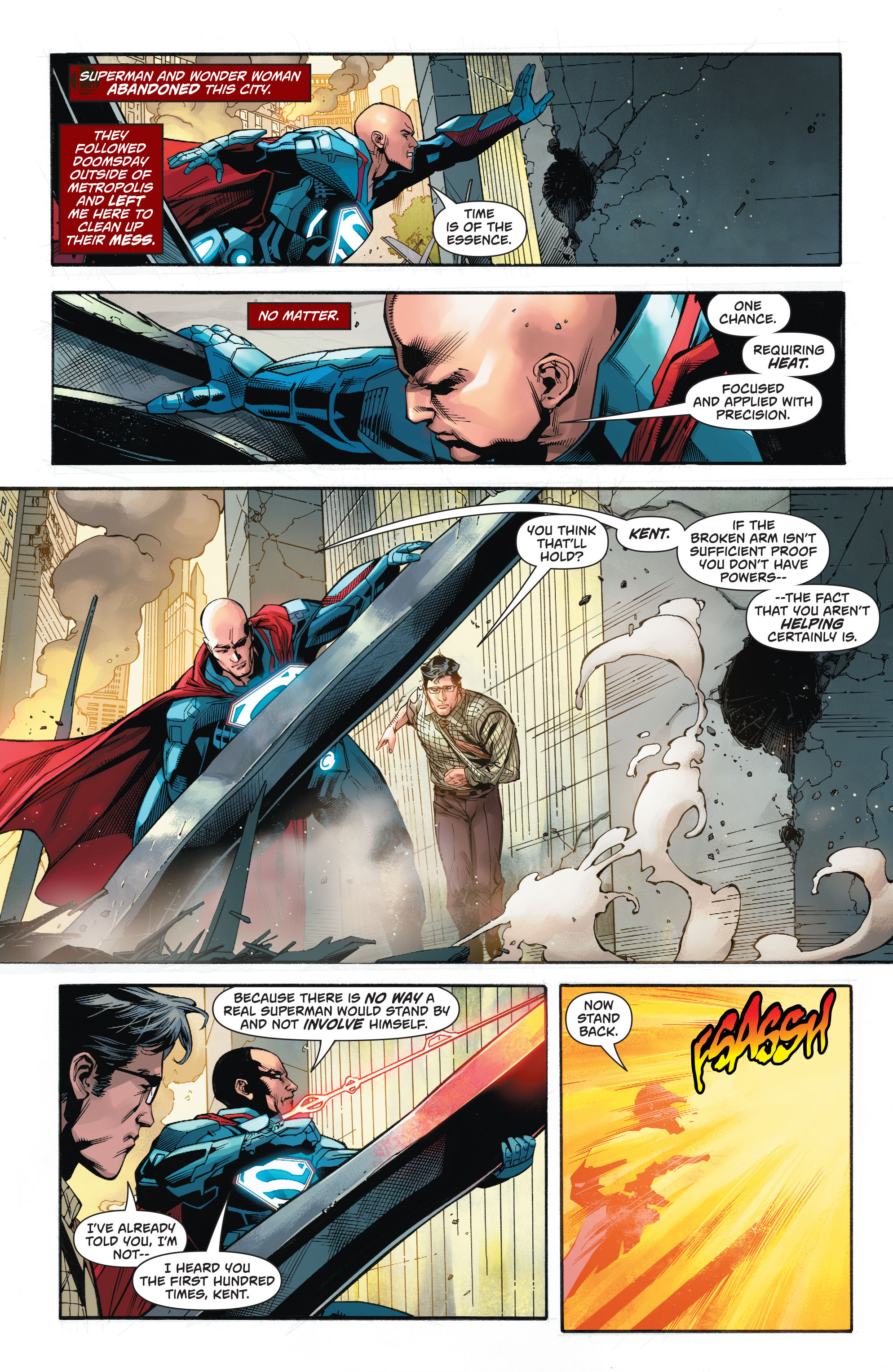 Read online Action Comics (2016) comic -  Issue #961 - 5