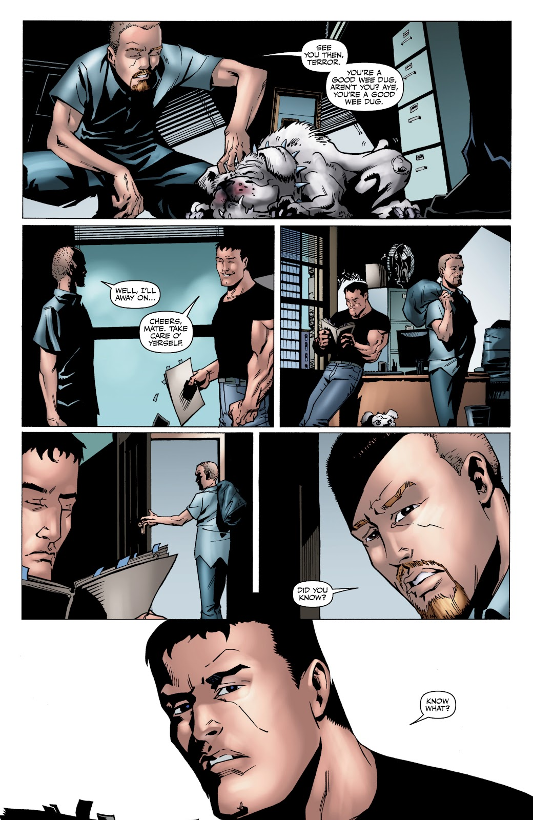 Read online The Boys Omnibus comic -  Issue # TPB 4 (Part 3) - 32