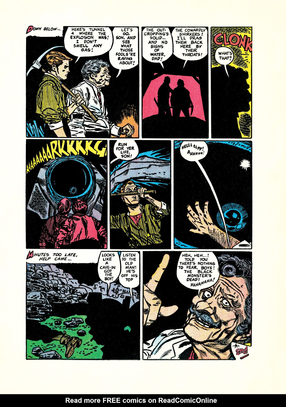Read online Setting the Standard: Comics by Alex Toth 1952-1954 comic -  Issue # TPB (Part 4) - 81